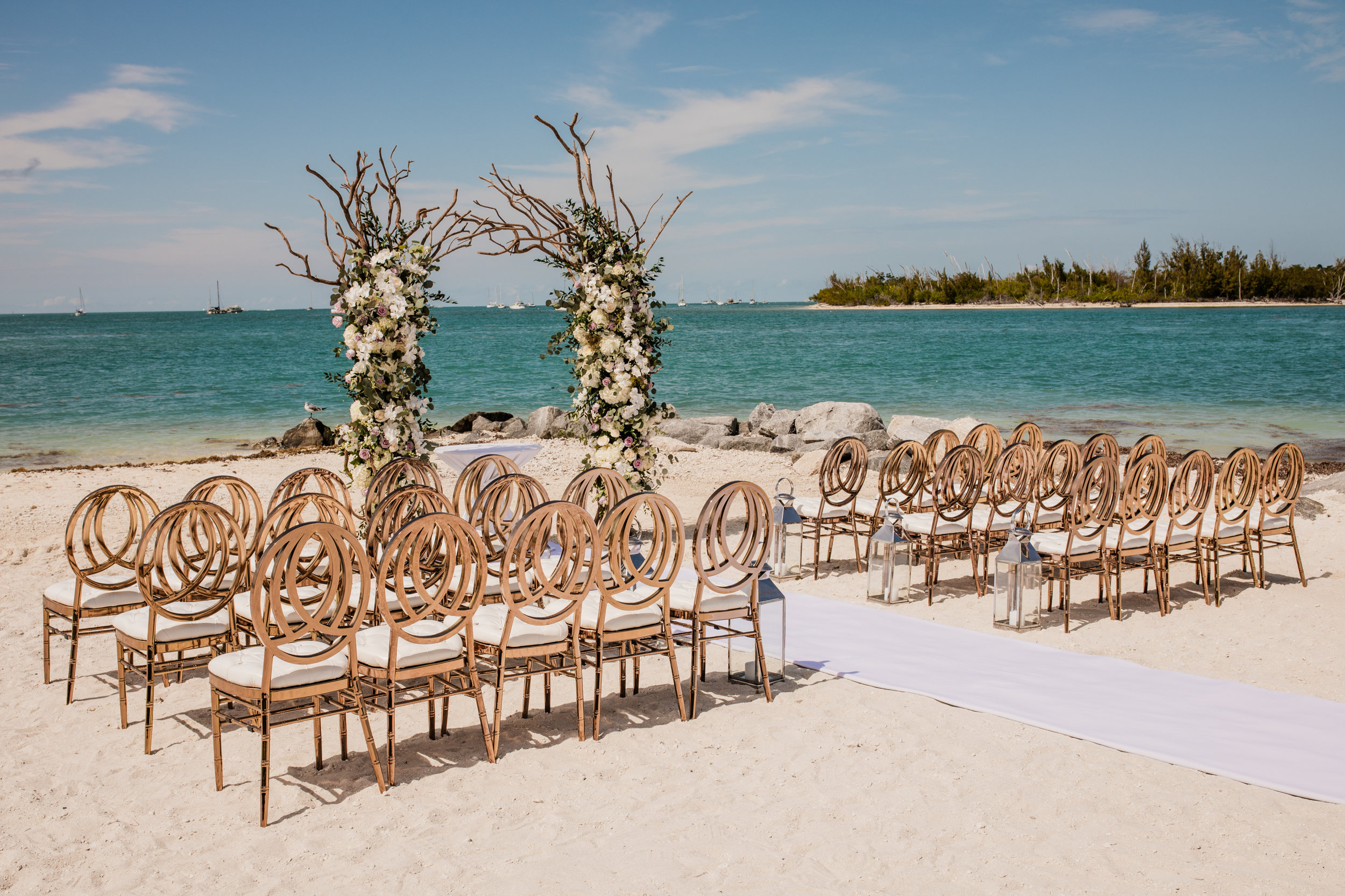 lena perkins, key west wedding, sunset key, private island, tropical wedding-26.jpg