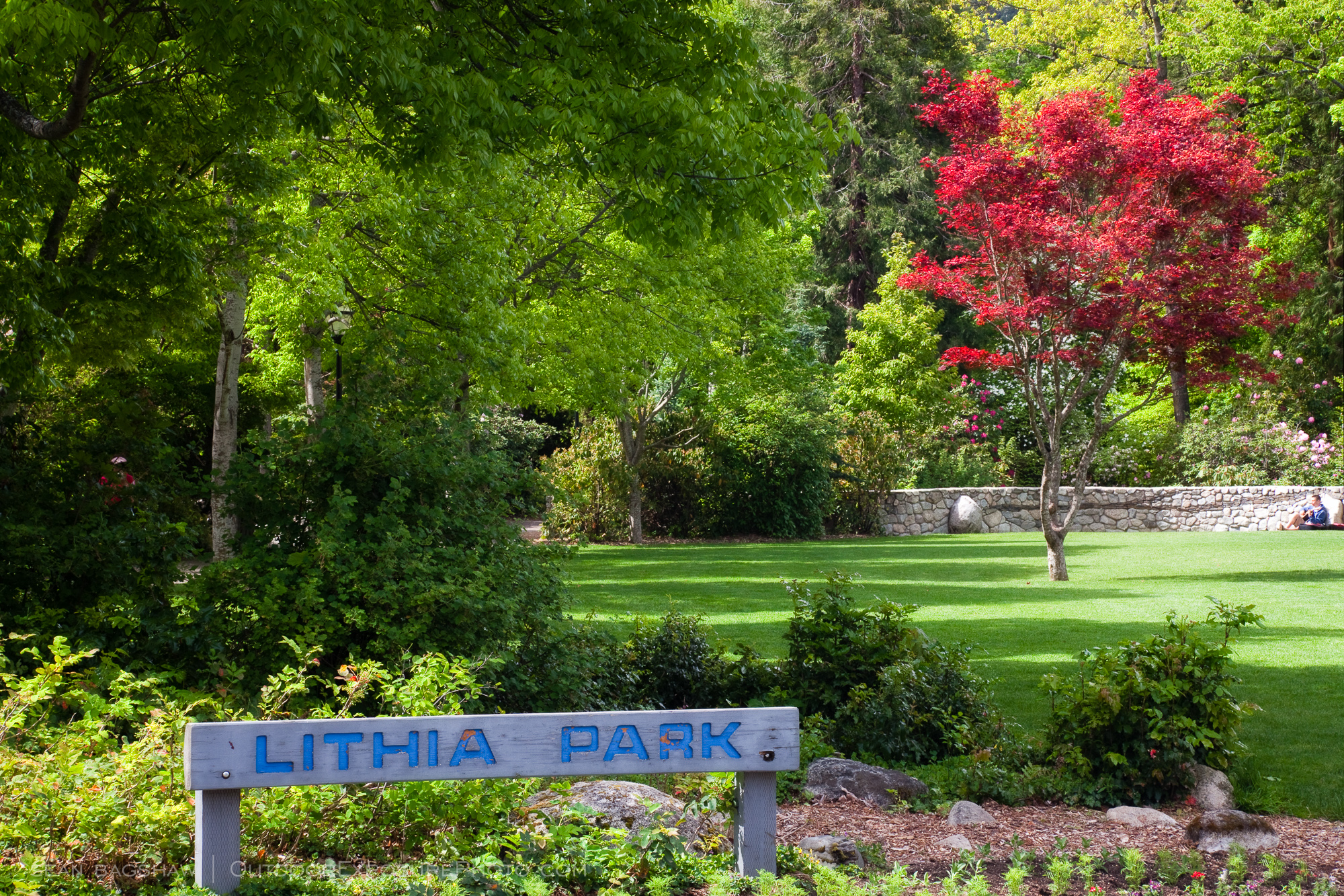 AWARD WINNING LITHIA PARK IS A SHORT DRIVE AWAY