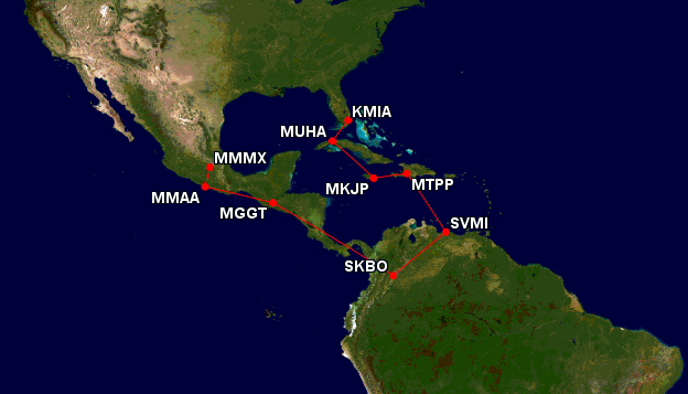 Our Route