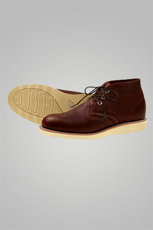 Red Wing Heritage Classic Chukka
