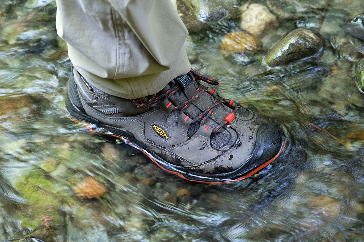 Keen - Say yes to every adventure.
