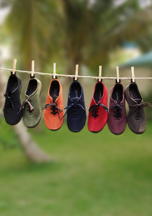 A'rcopedico - Vegan knit footwear for all shapes and sizes.