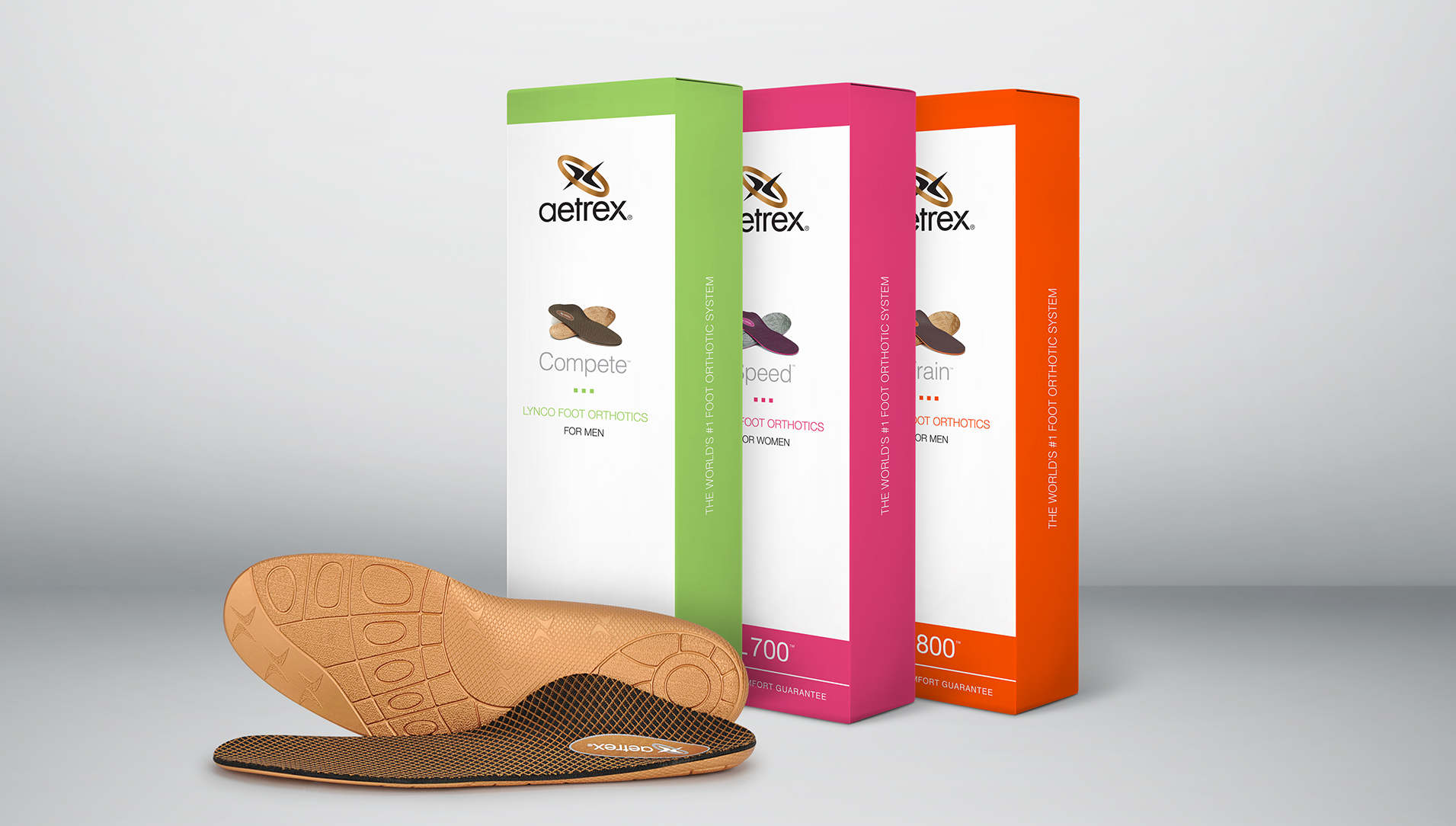 Aetrex - Make good shoes great.