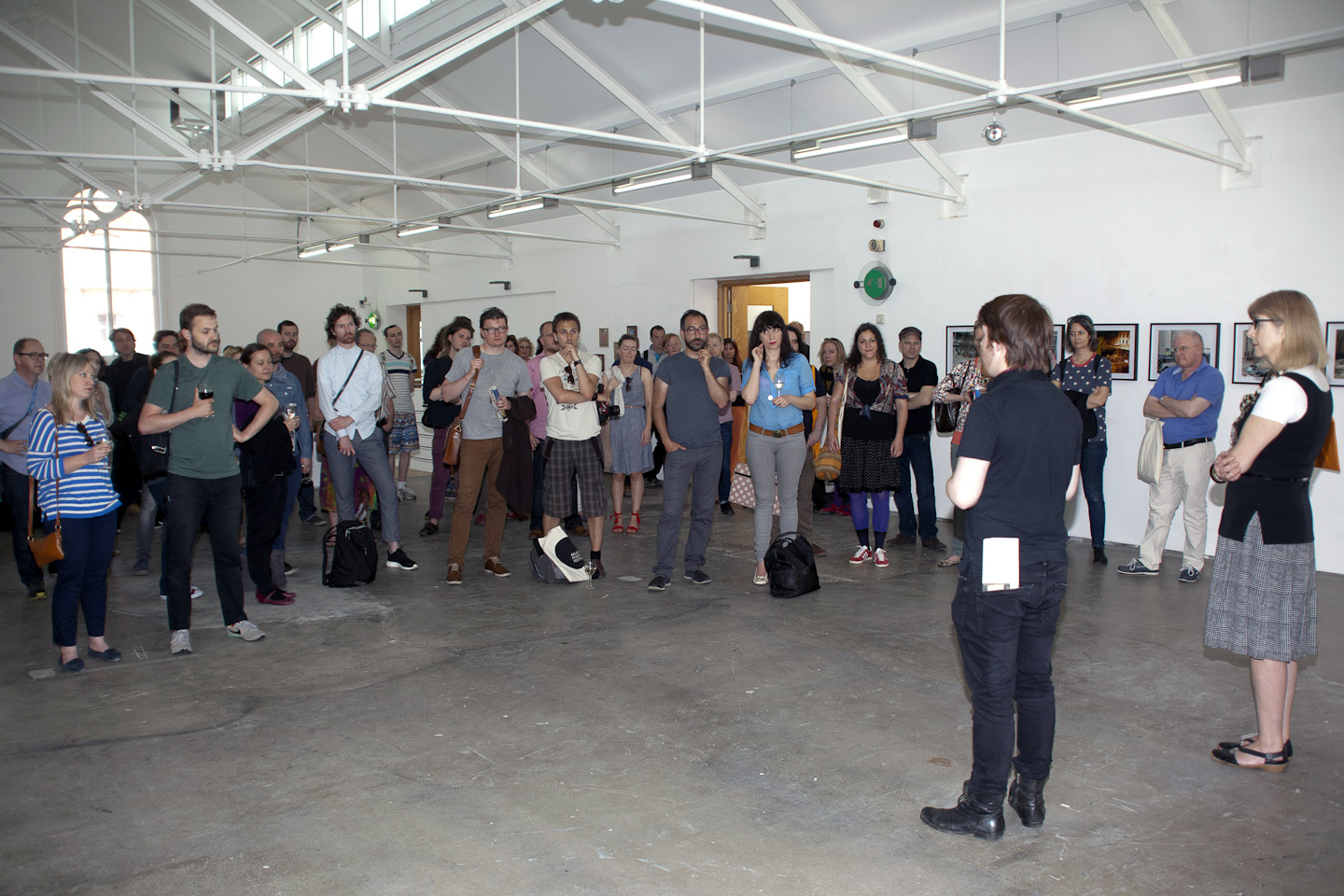 Ormeau Baths Gallery - Opening - June 8 2013 (17).jpg