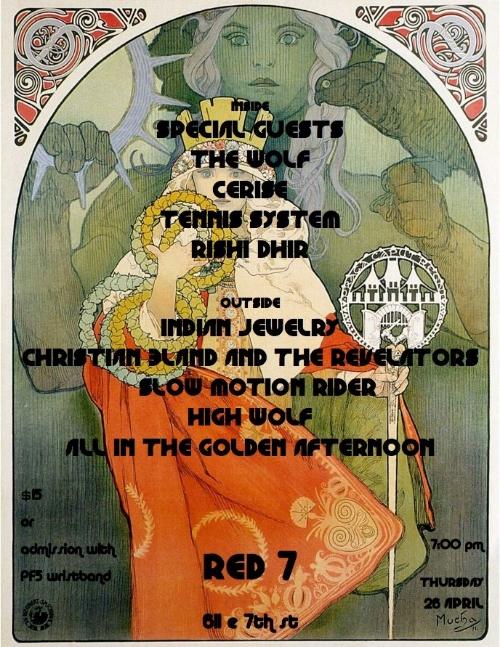 Austin Psych Fest 5 pre-party