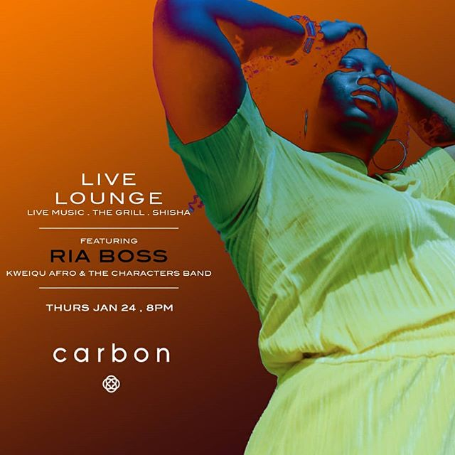 Tonight   Live Lounge   @thisiscarbon   Come through family 💜