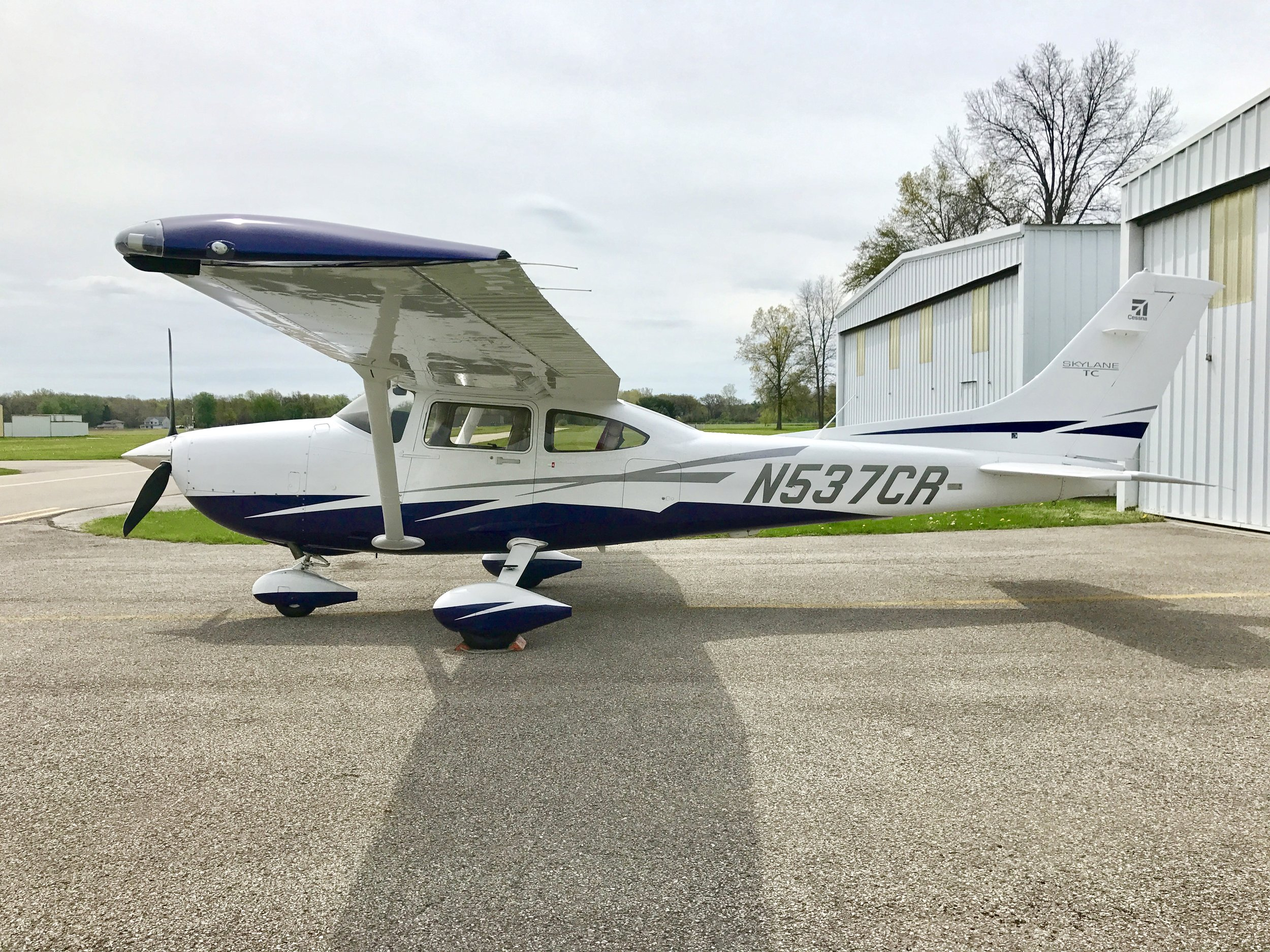 ***SOLD***  N537CR 2011 Cessna Turbo 182
