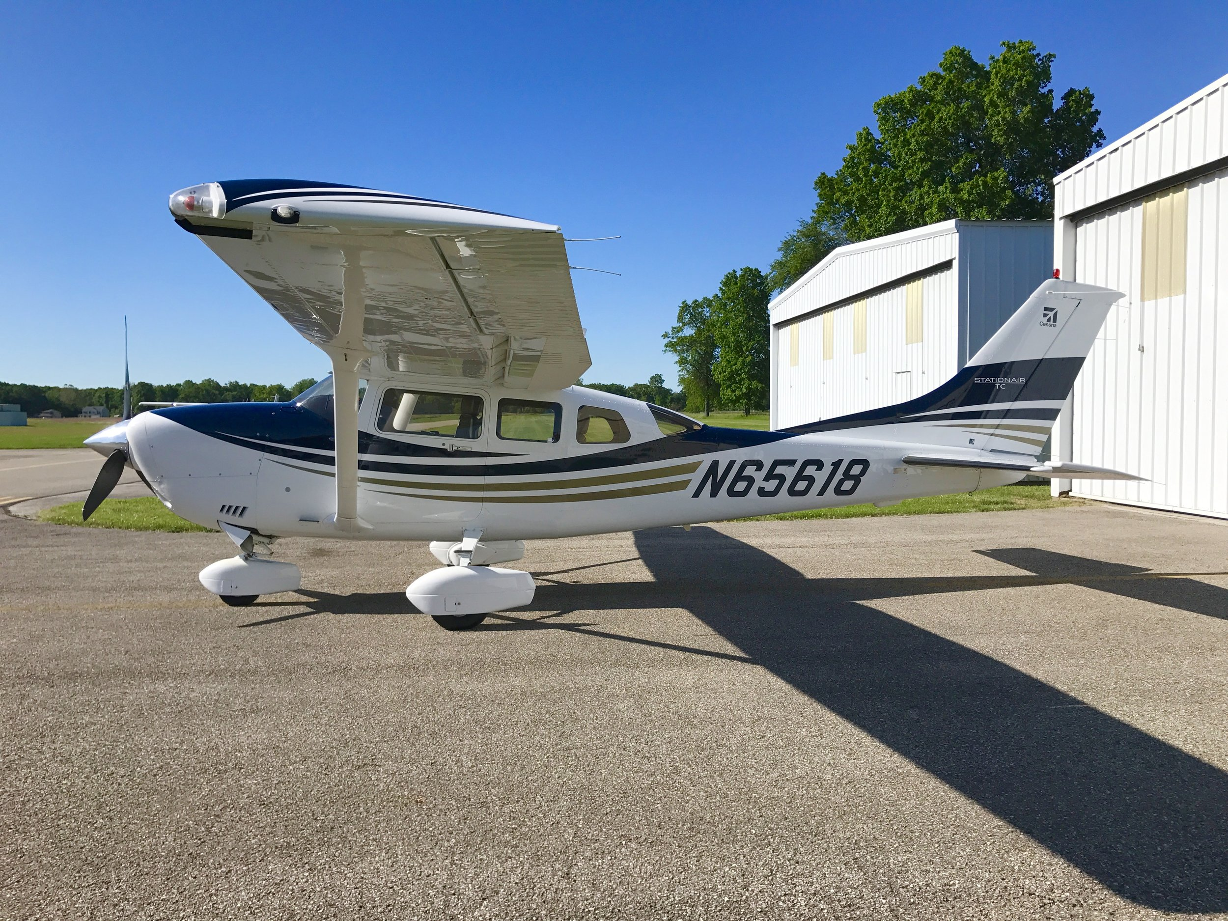 ***SOLD***  N65618 2005 Cessna Turbo 206