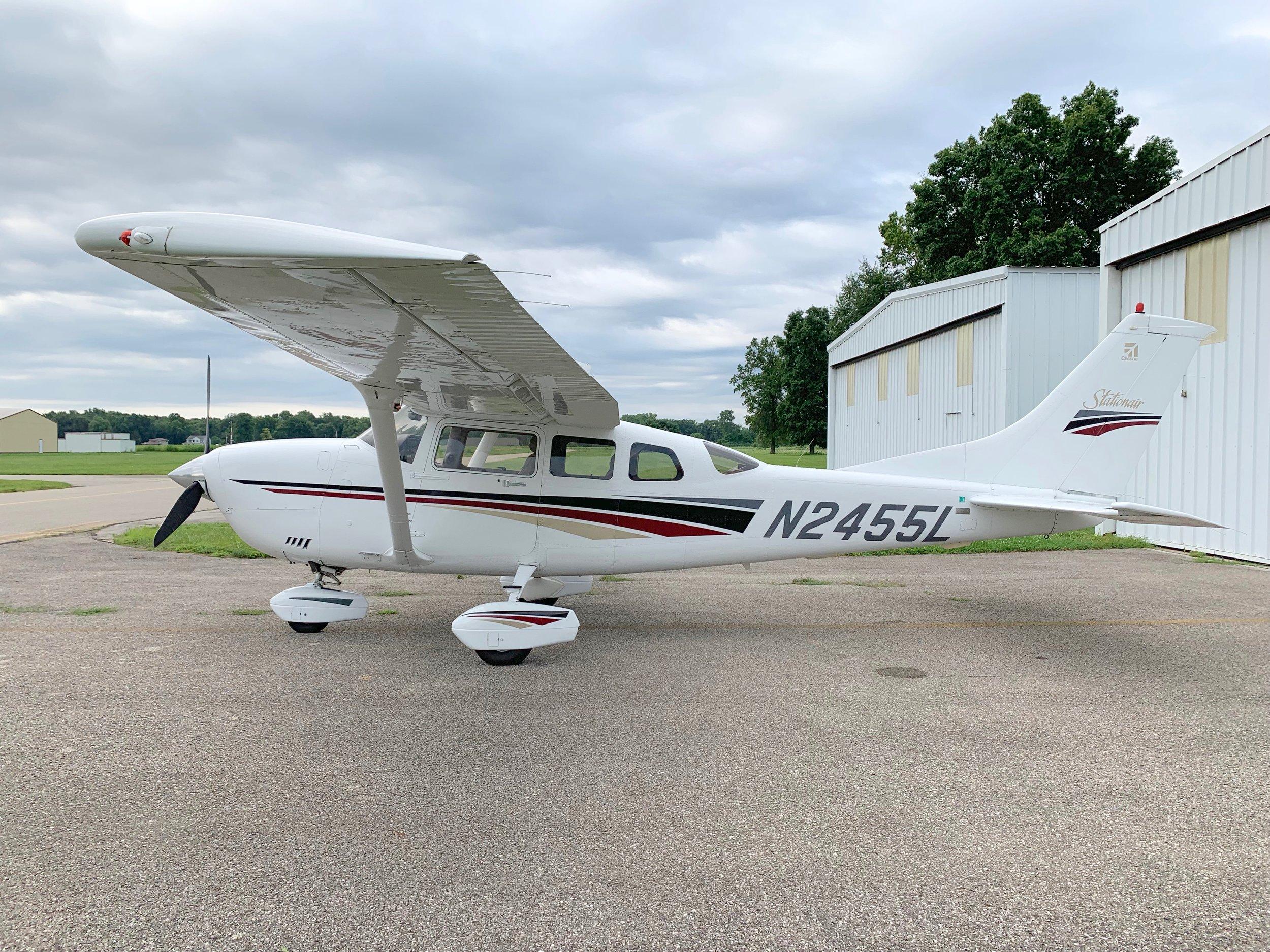 2000 Cessna 206H N2455L