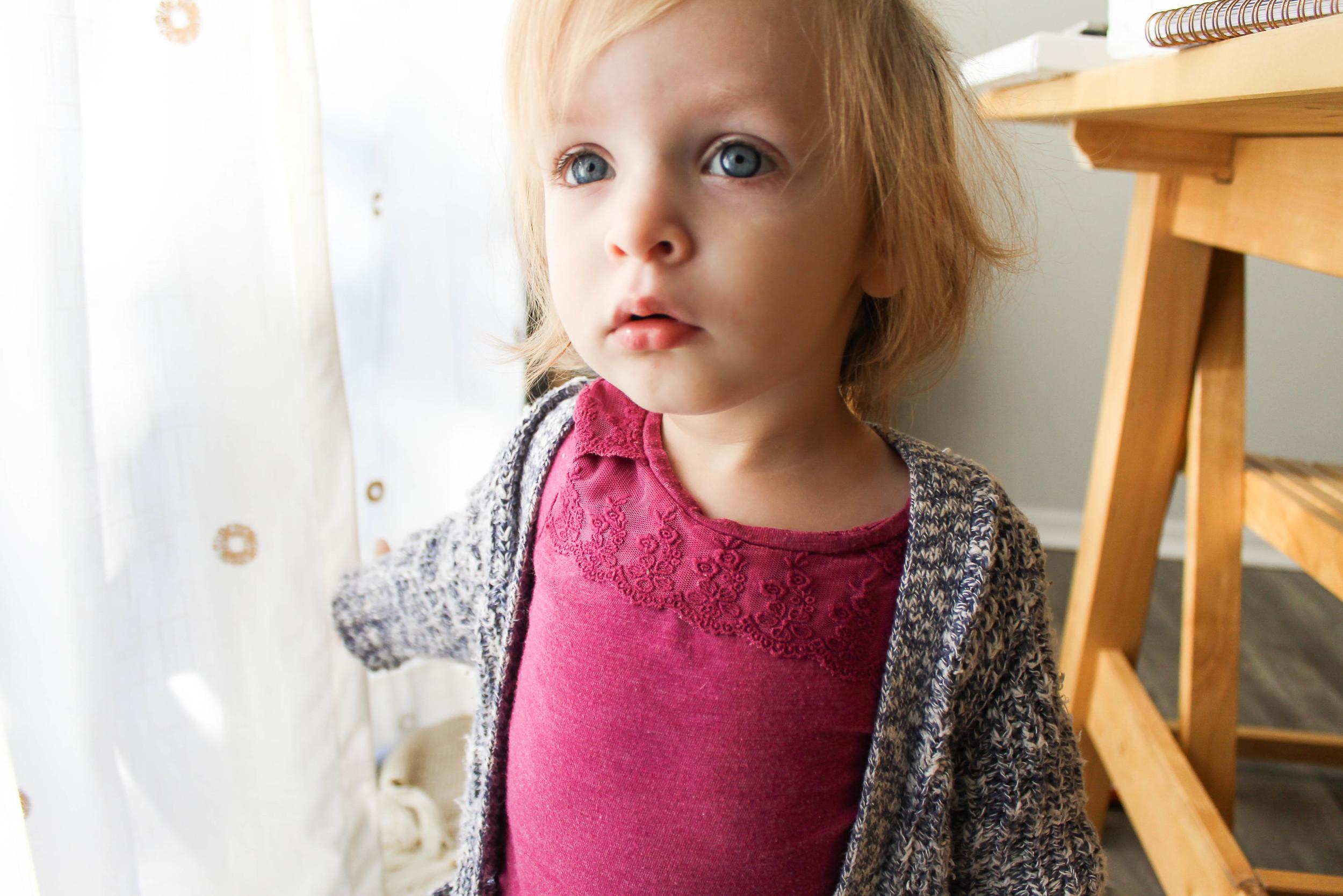 18 months toddler