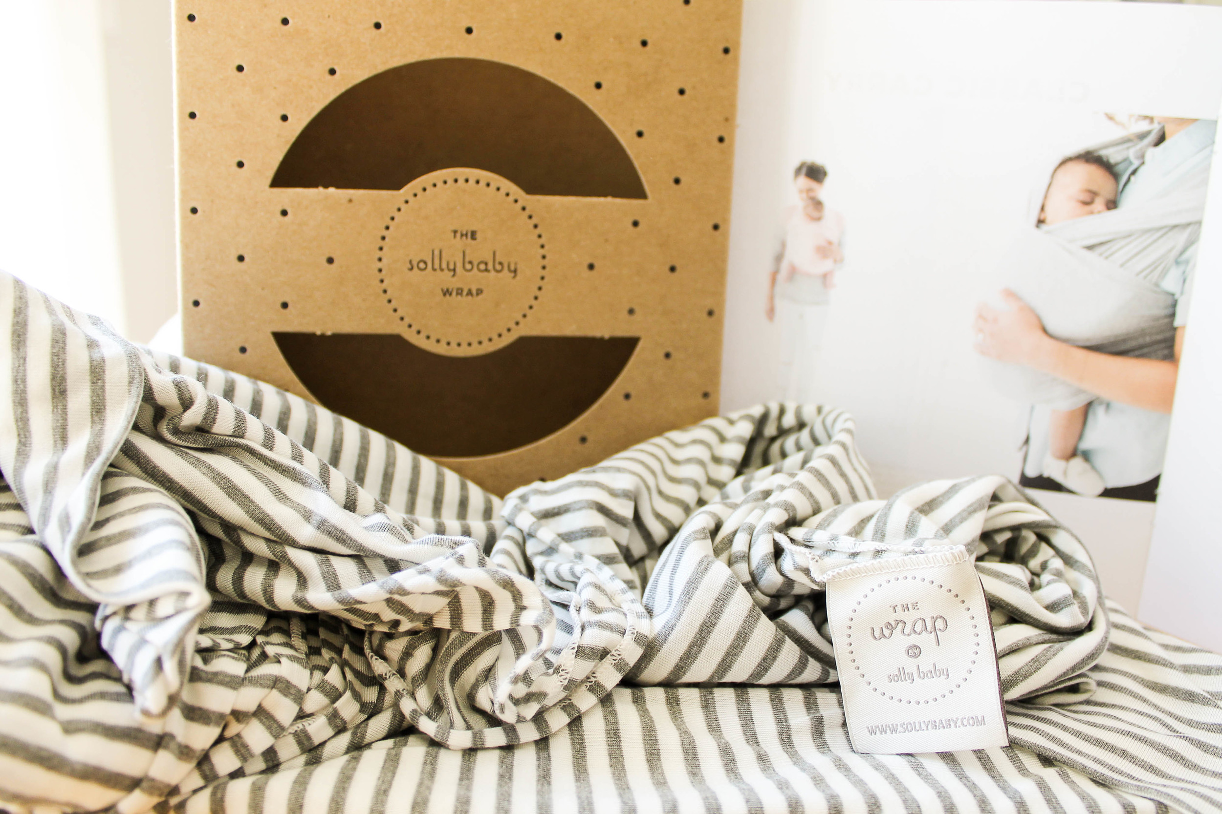 favorite products for second baby | solly baby wrap
