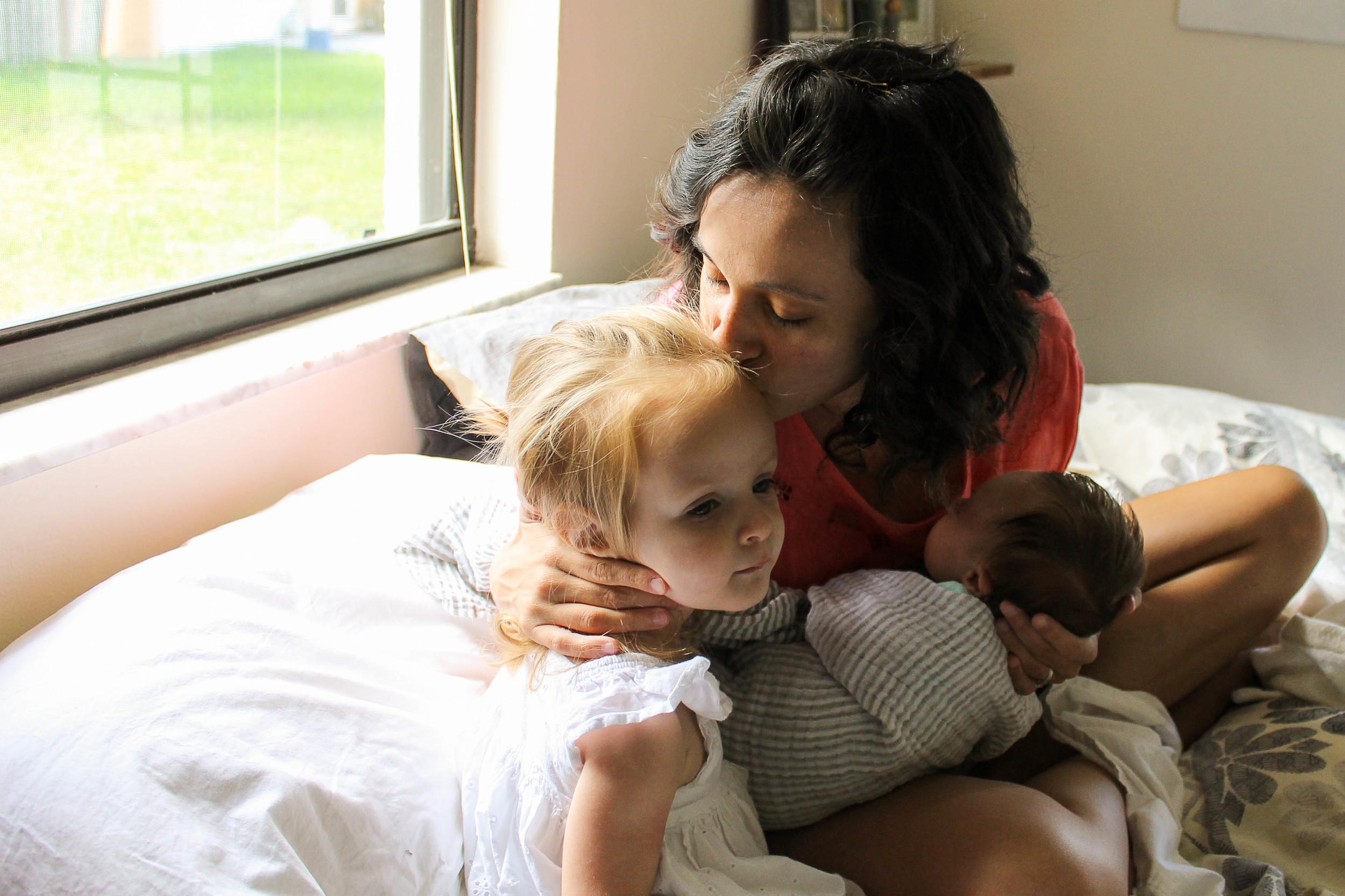 mercy in motherhood