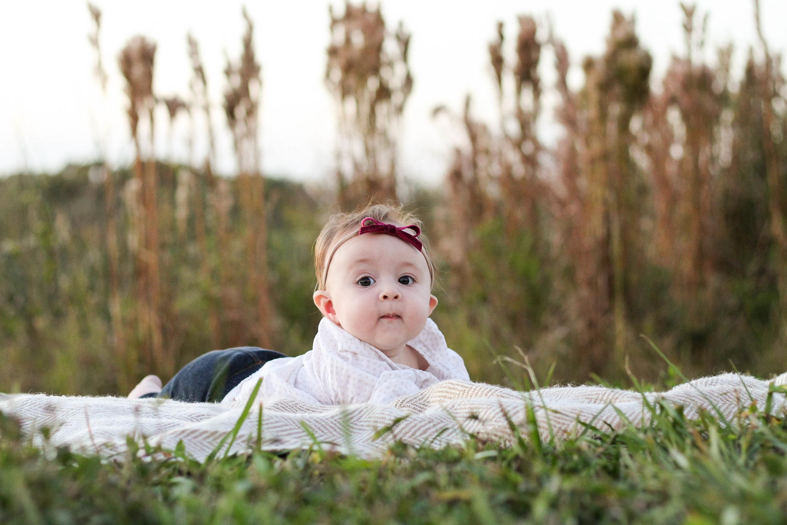 Eleanora Joy, 6 months old