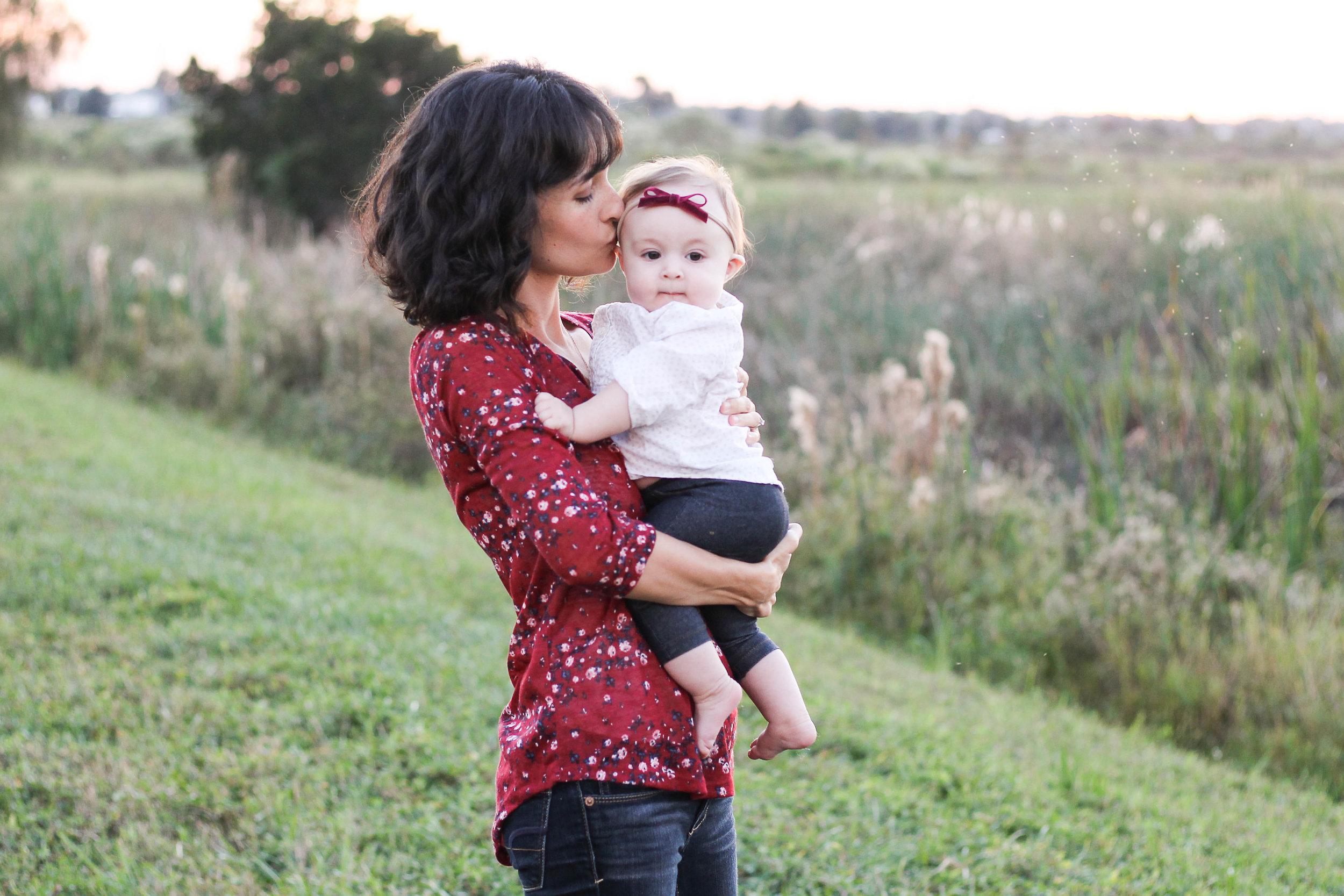 Eleanora Joy, 6 month baby photography
