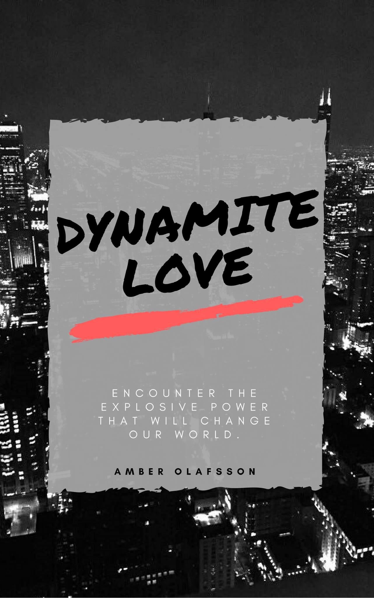 Dynamite Love by Amber Olafsson, book review