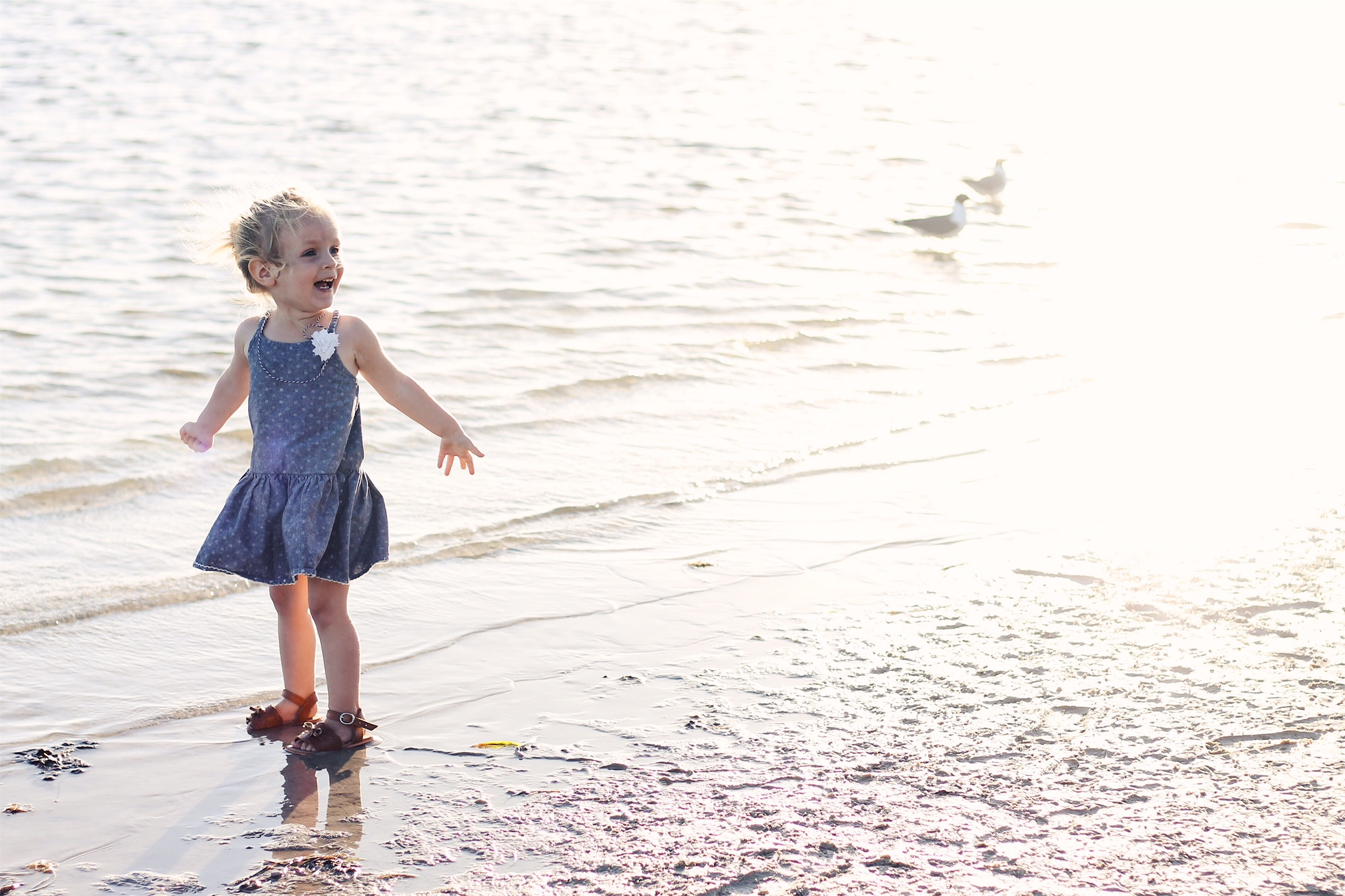 Adelisa and Co, On raising daughters post | Feathers and Roots