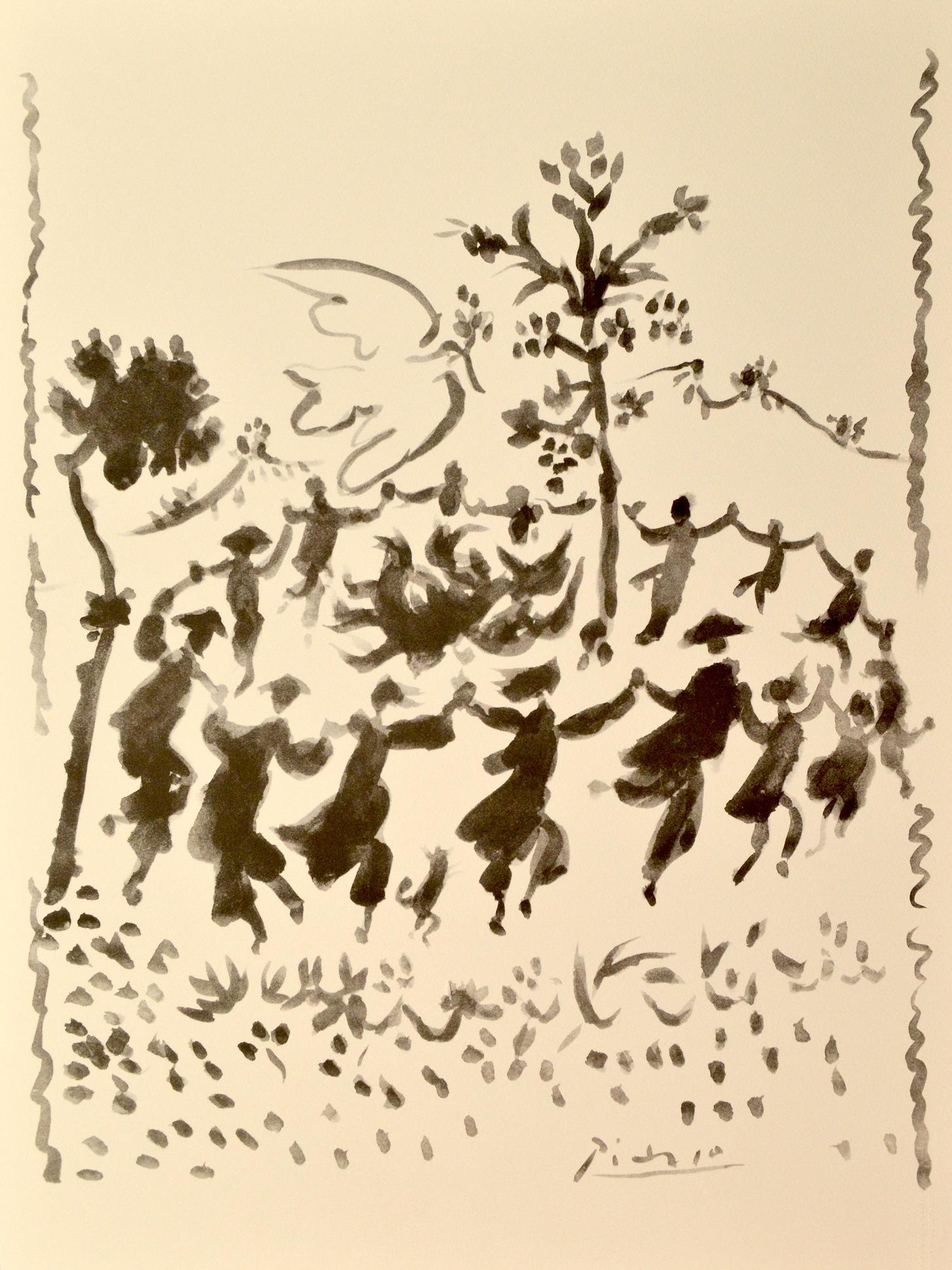 YEAR: 1965   MEDIUM: LITHOGRAPH   IMAGE SIZE: 18 X 13
