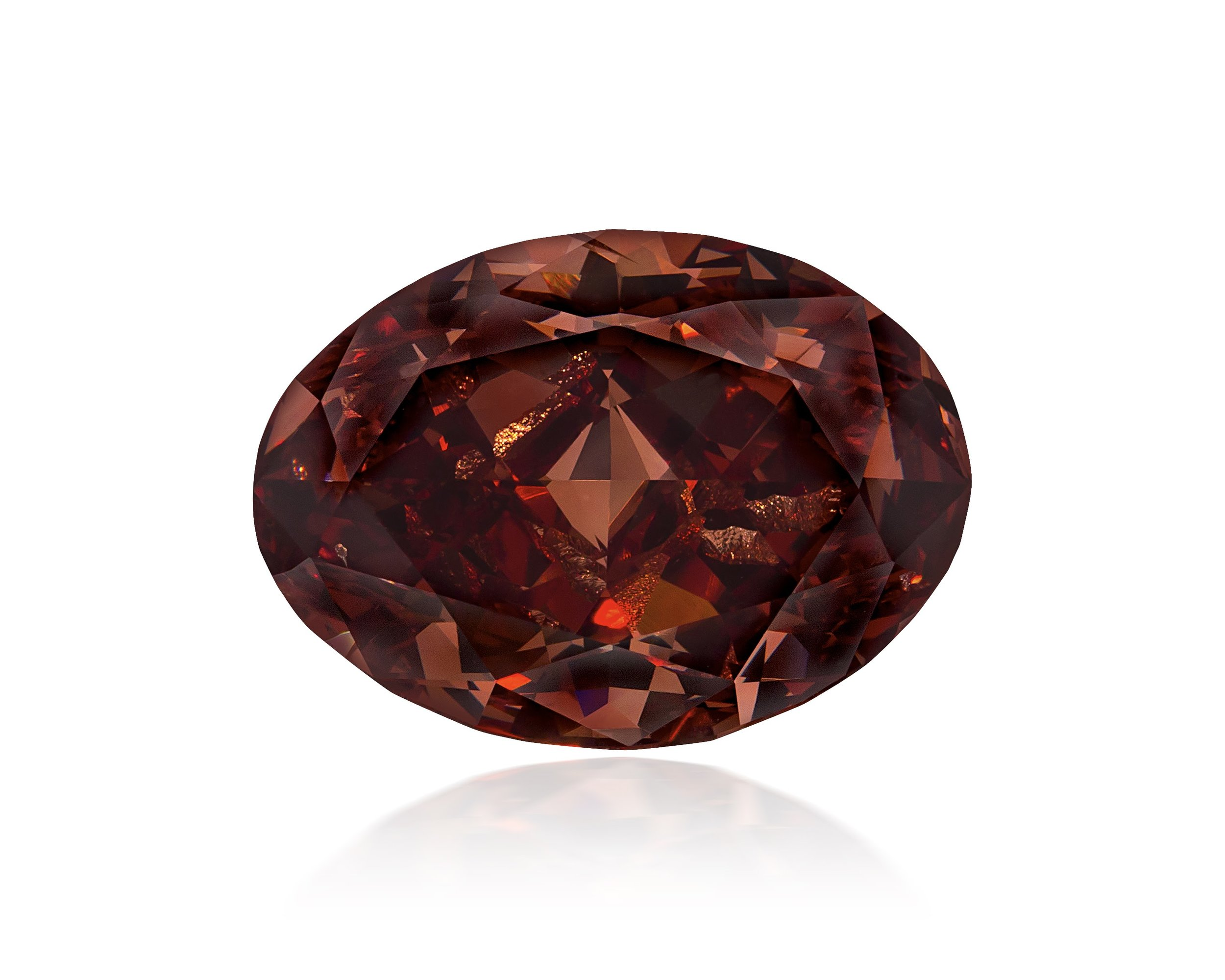 6.86ct Fancy Orangy Red Oval Diamond white.jpg
