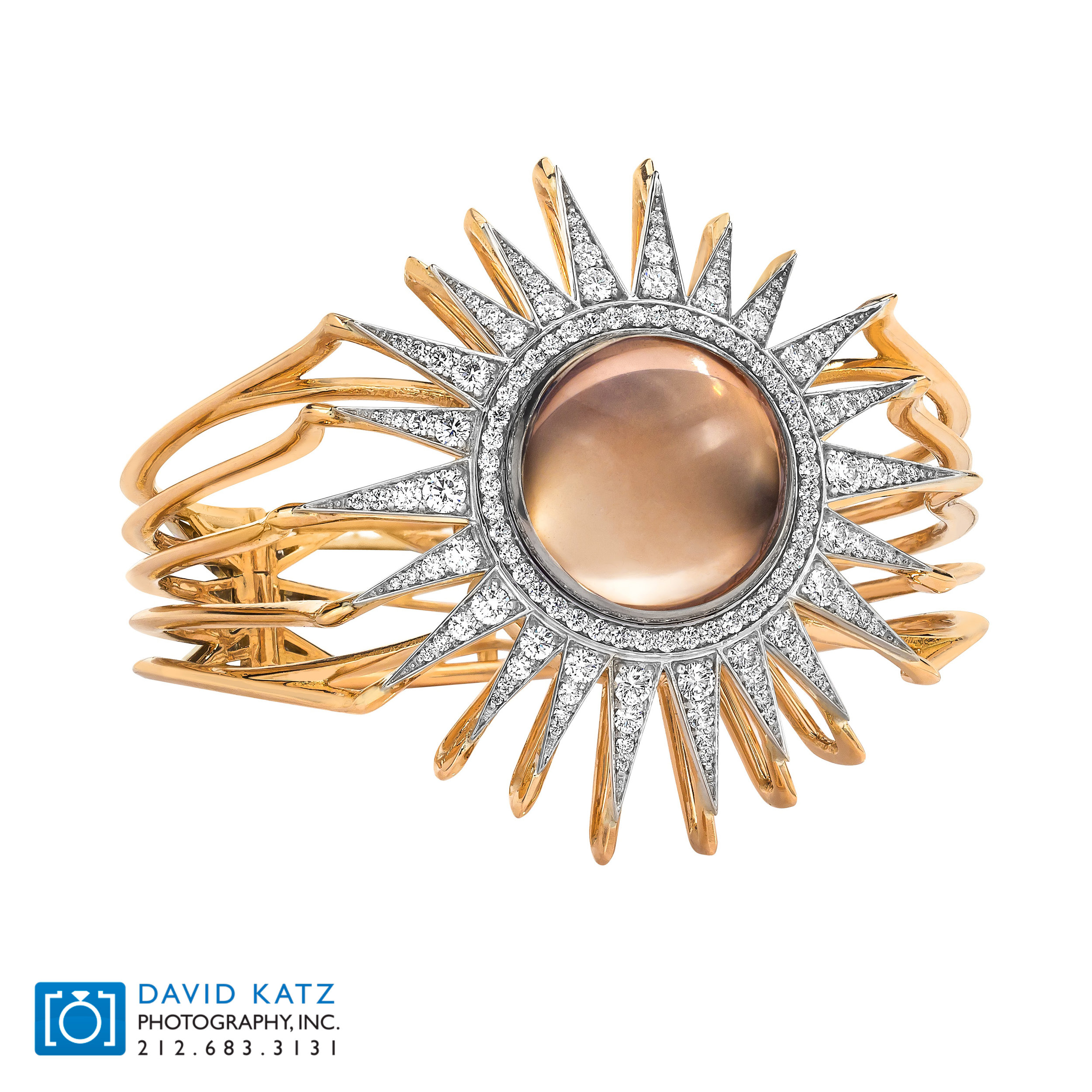 Helios Gold Sun Bracelet Cuff.jpg