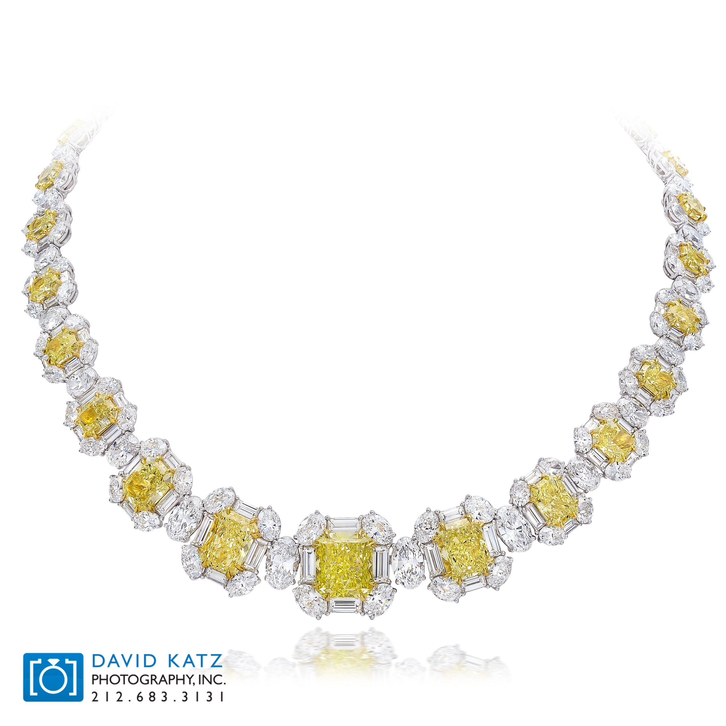 Yellow Diamond Necklace On Bust.jpg