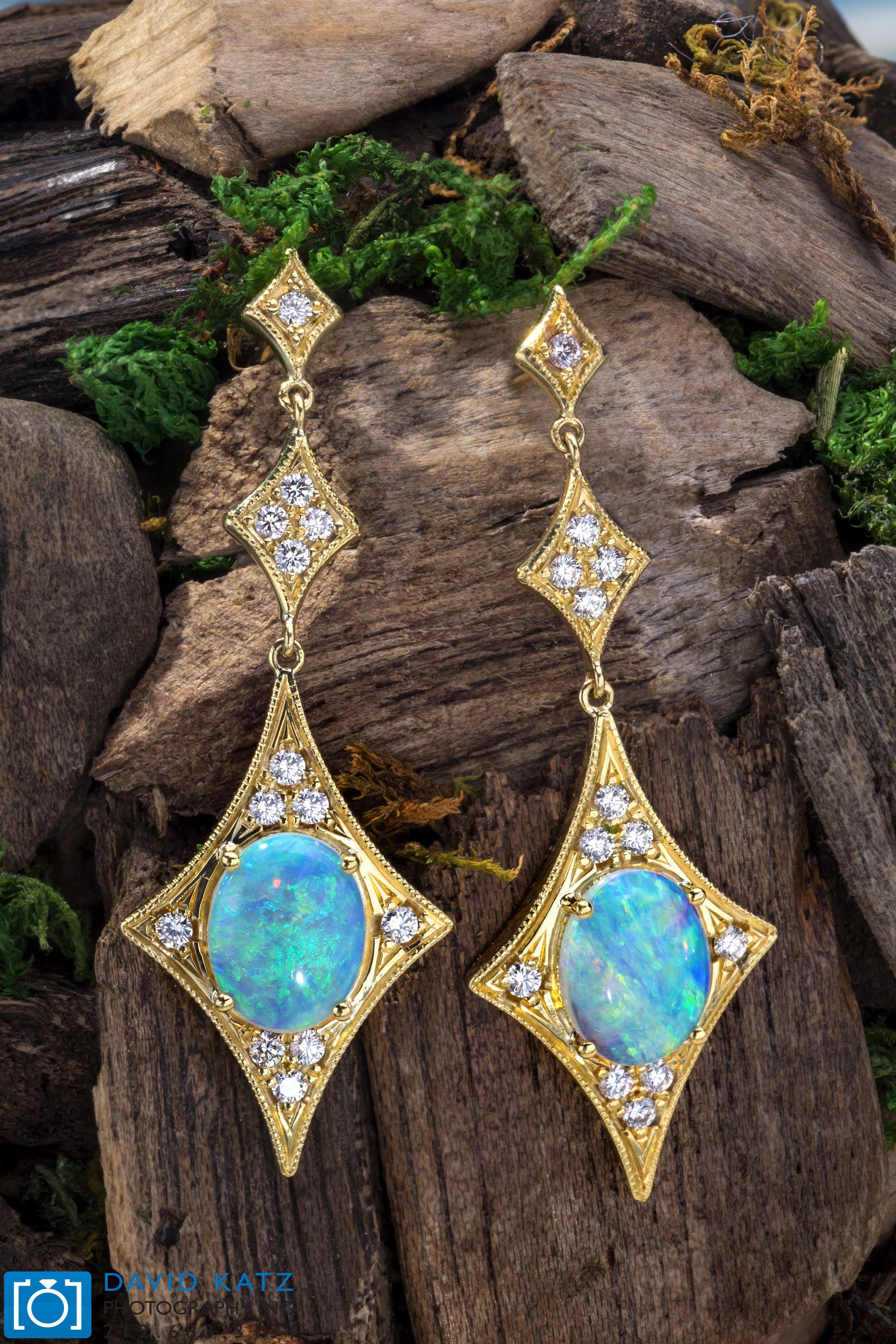 Opal Earrings on Wood Ball_NEWLOGO.jpg