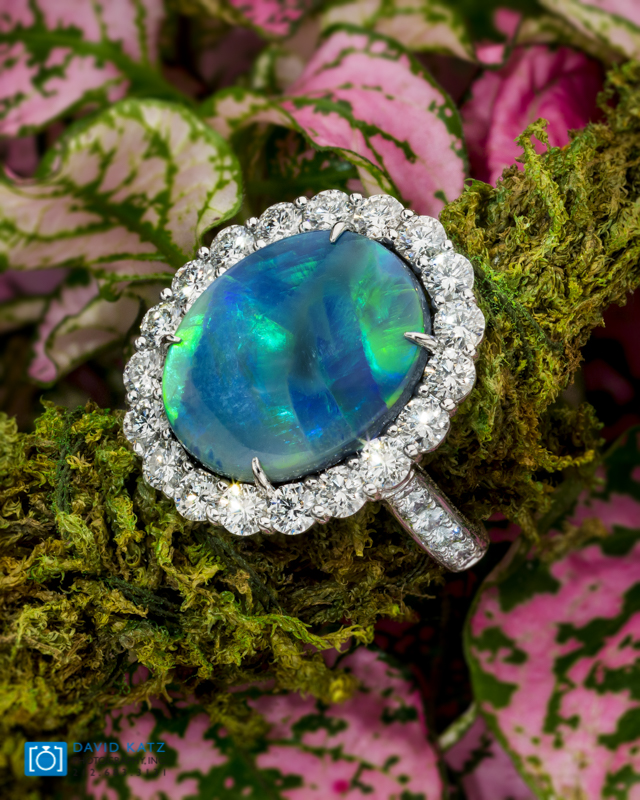 Opal Diamond Ring Lifestyle Moss-2.jpg
