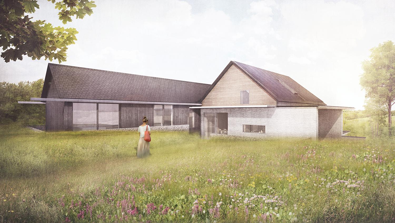 Paul Cashin Architect - Hillcroft, Twyford, Winchester, Hampshire