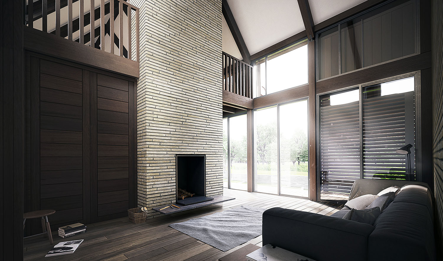 Paul Cashin Architects / Lockerley Barn, Hampshire