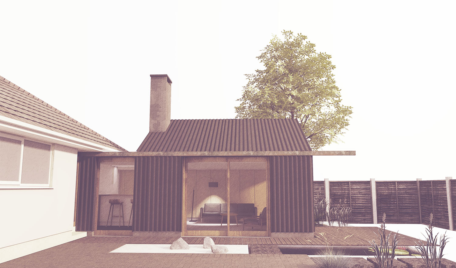 Paul Cashin Architects / Fairlea House, Emsworth, Hampshire