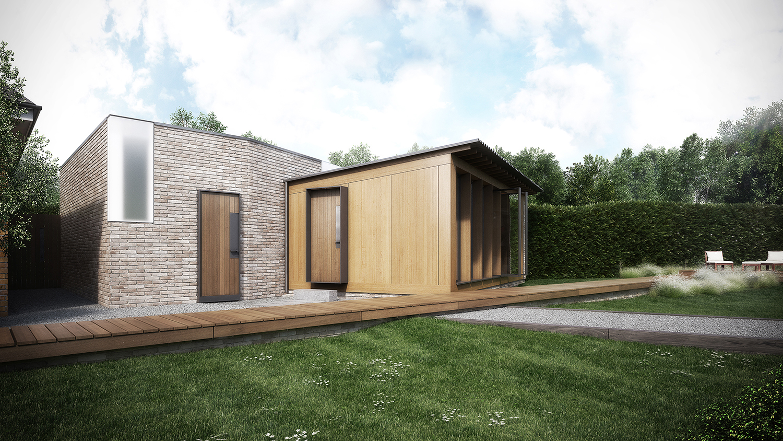 Paul Cashin Architects / Chase Home Studio, Hampshire