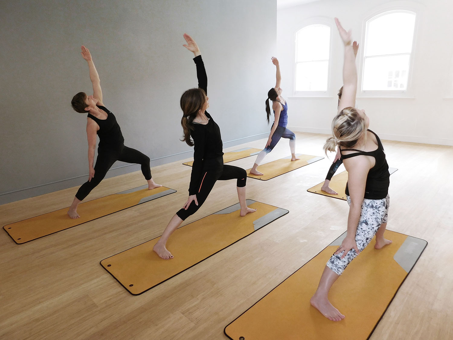 Paul Cashin Architects / New Energy Yoga Studio, Winchester, Hampshire