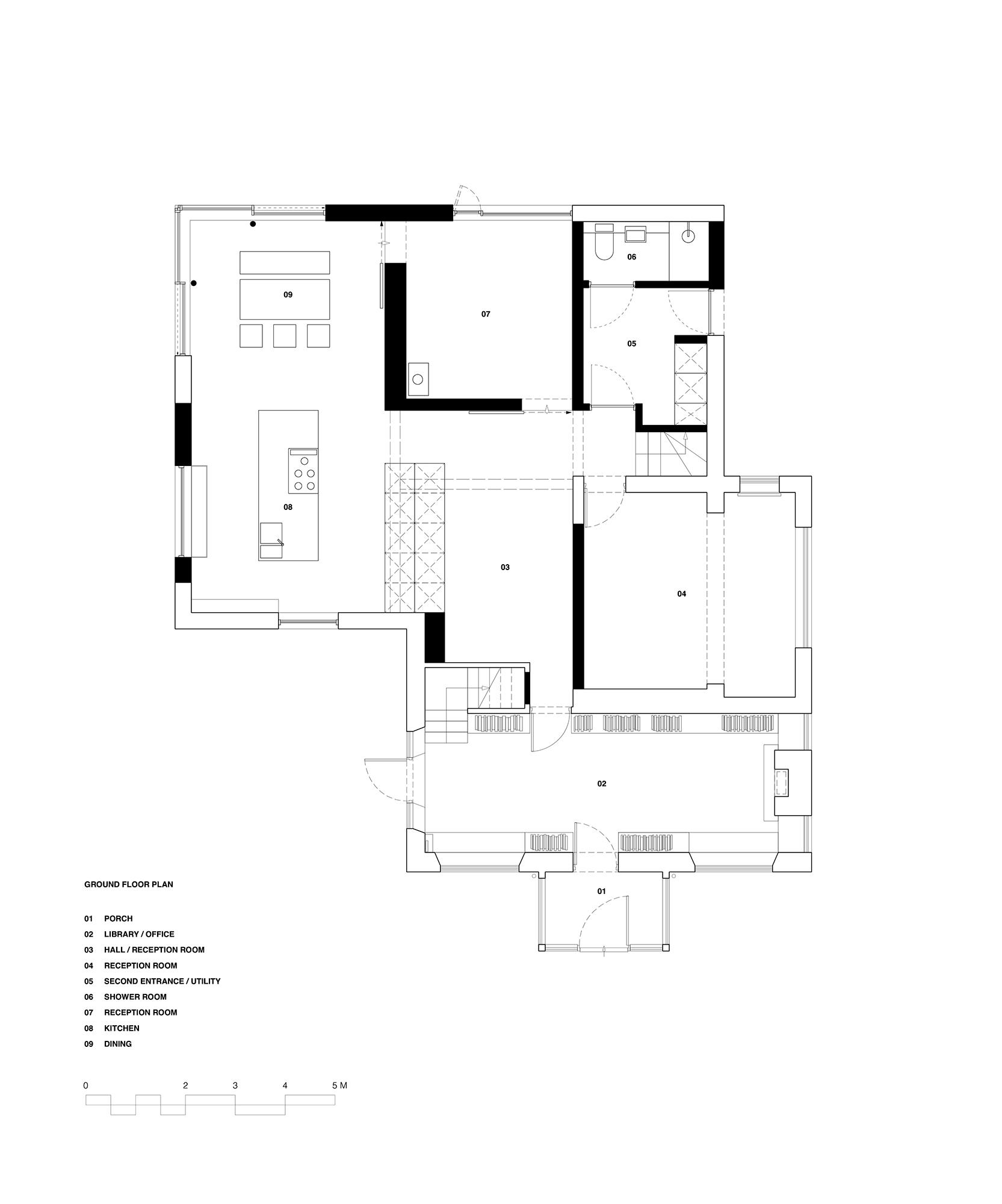Paul Cashin Architects / Island Cottage, Sidlesham Quay, Hampshire
