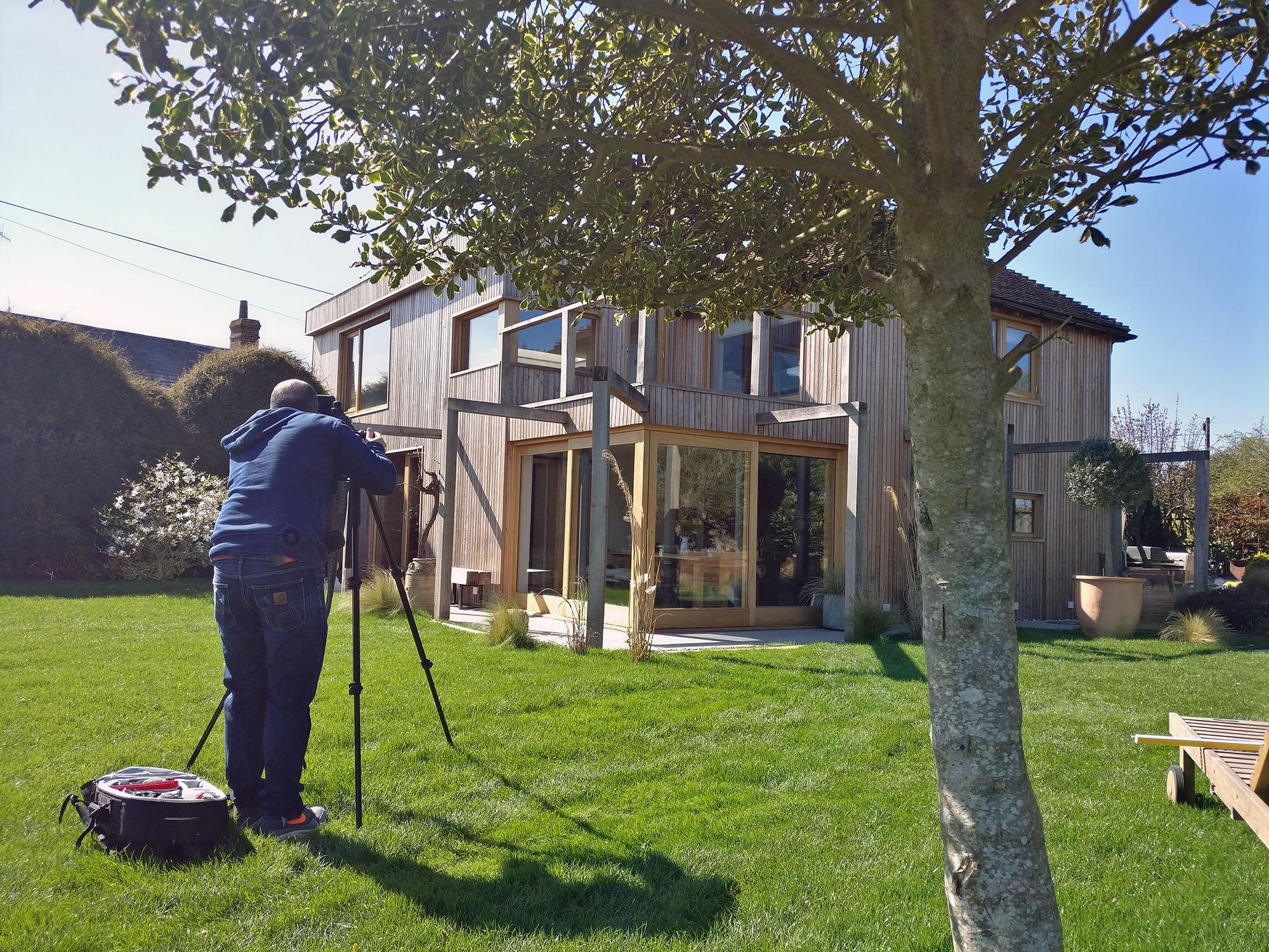 Paul Cashin Architects / Island Cottage