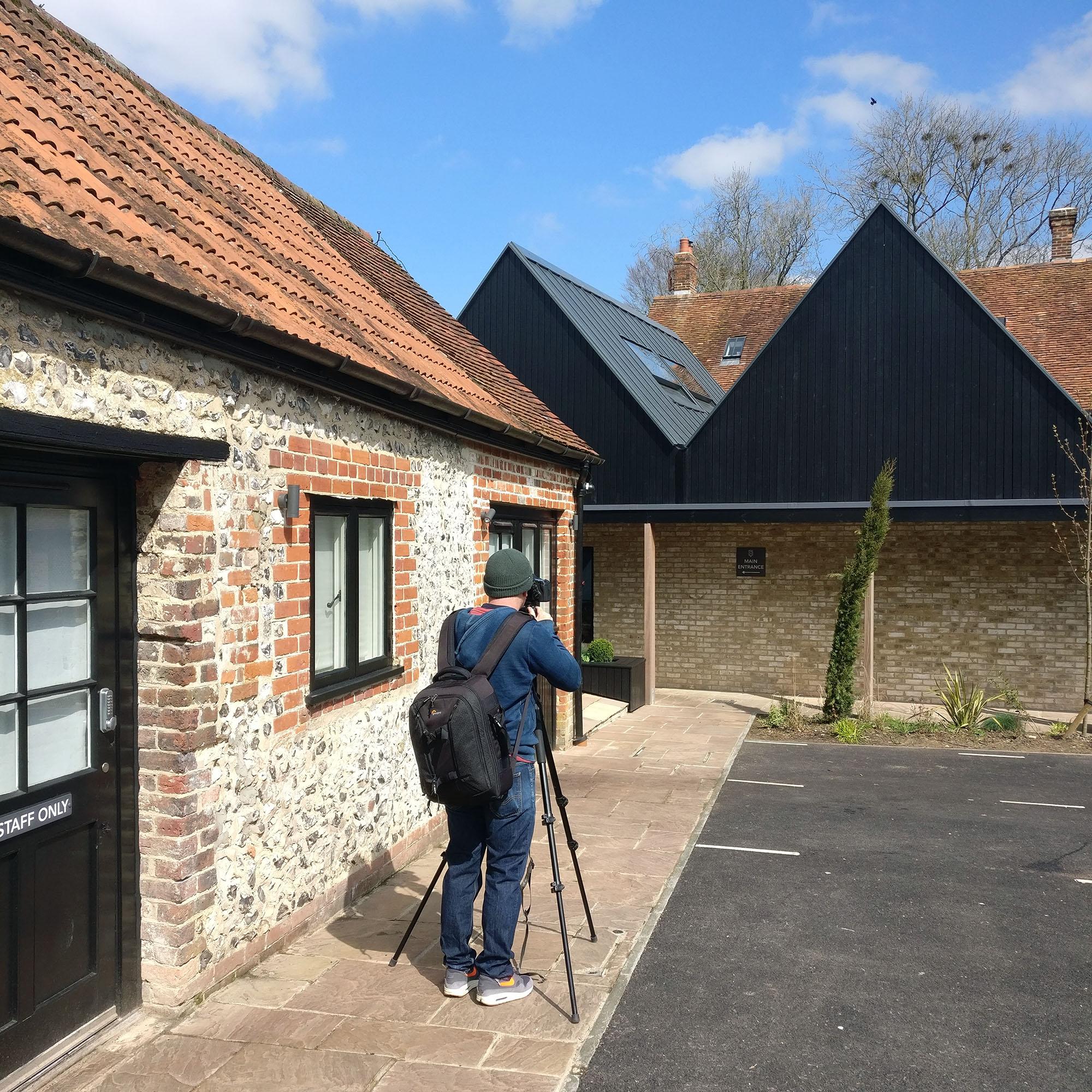 Paul Cashin Architects / The Fox, Winchester