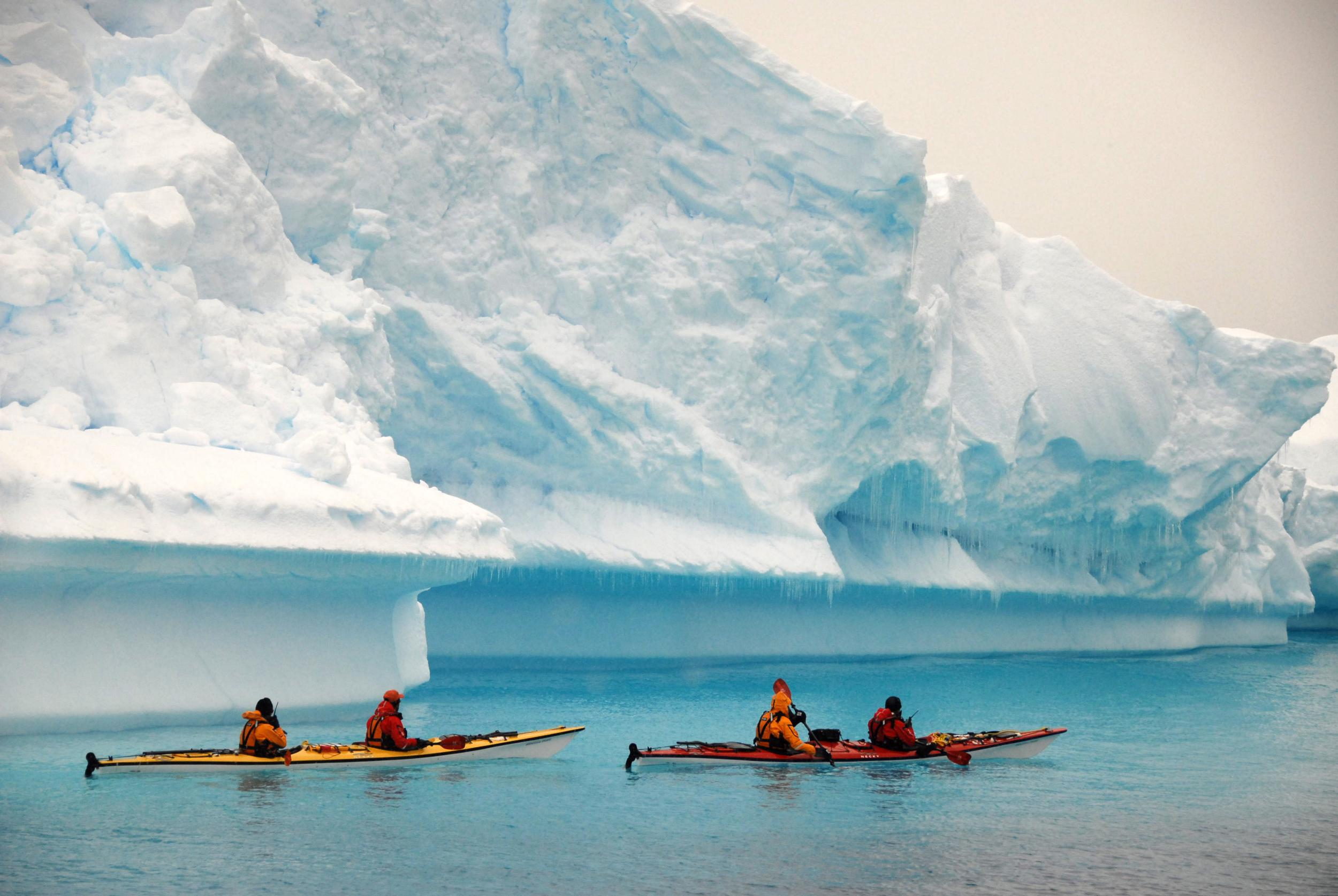 Antarctica 3D