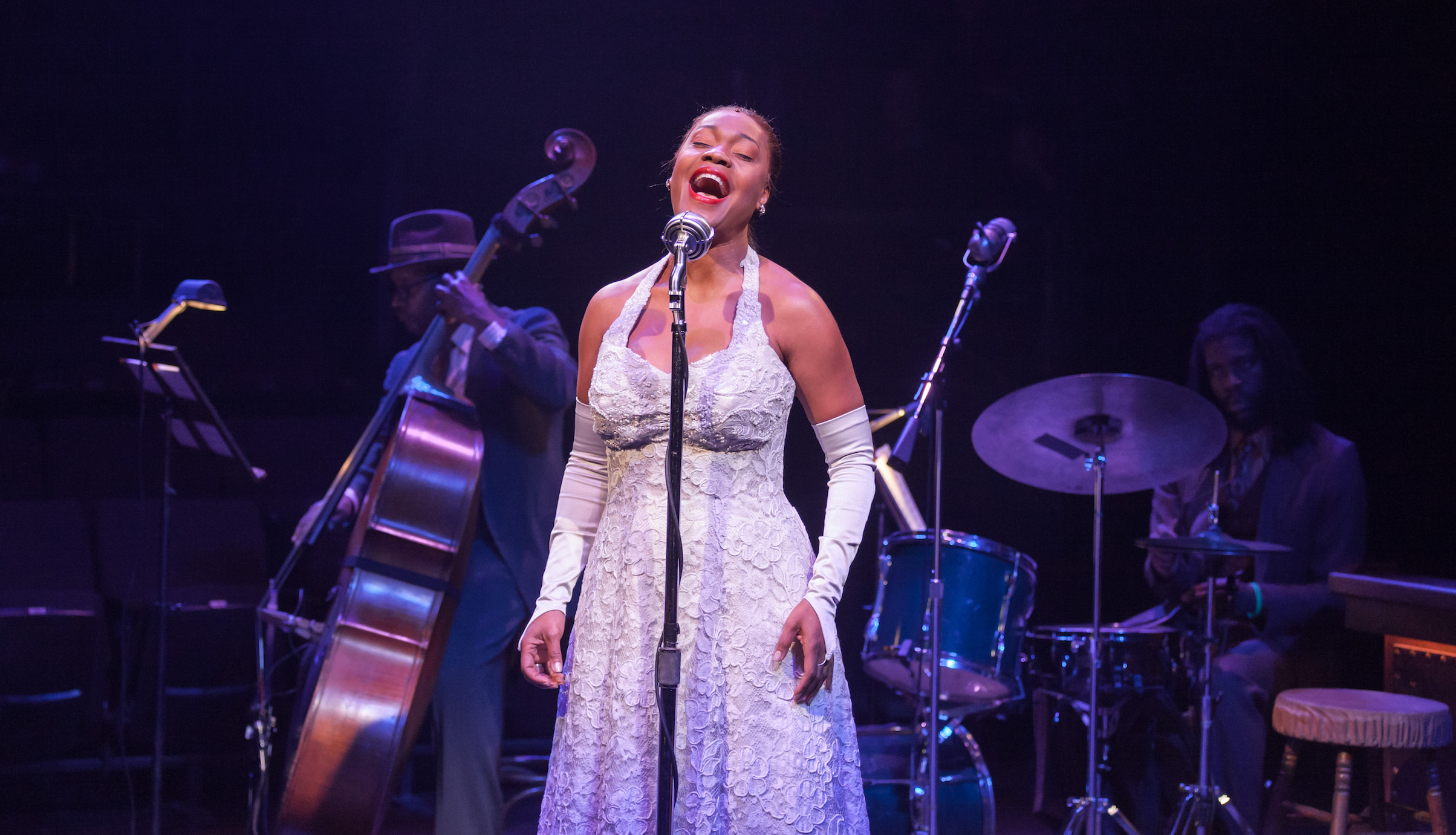 73. Deidrie Henry in Lady Day at Emerson's Bar and Grill at Actors Theatre, 2017. Photo by Bill Brymer..jpg