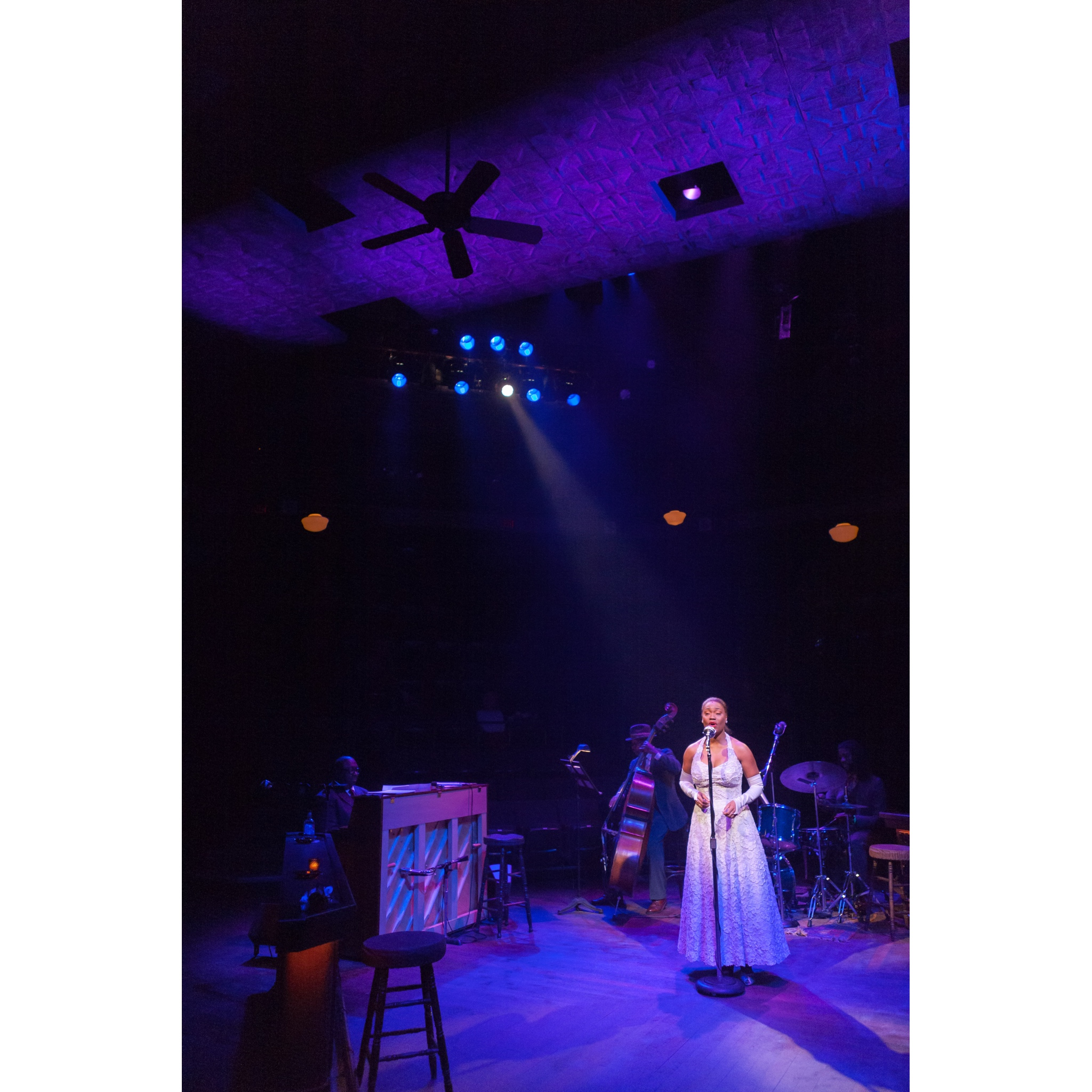 67. Deidrie Henry in Lady Day at Emerson's Bar and Grill at Actors Theatre, 2017. Photo by Bill Brymer..jpg