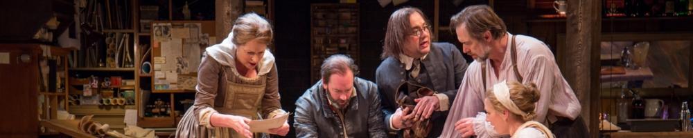 THE BOOK OF WILL    Denver Center Theatre Company