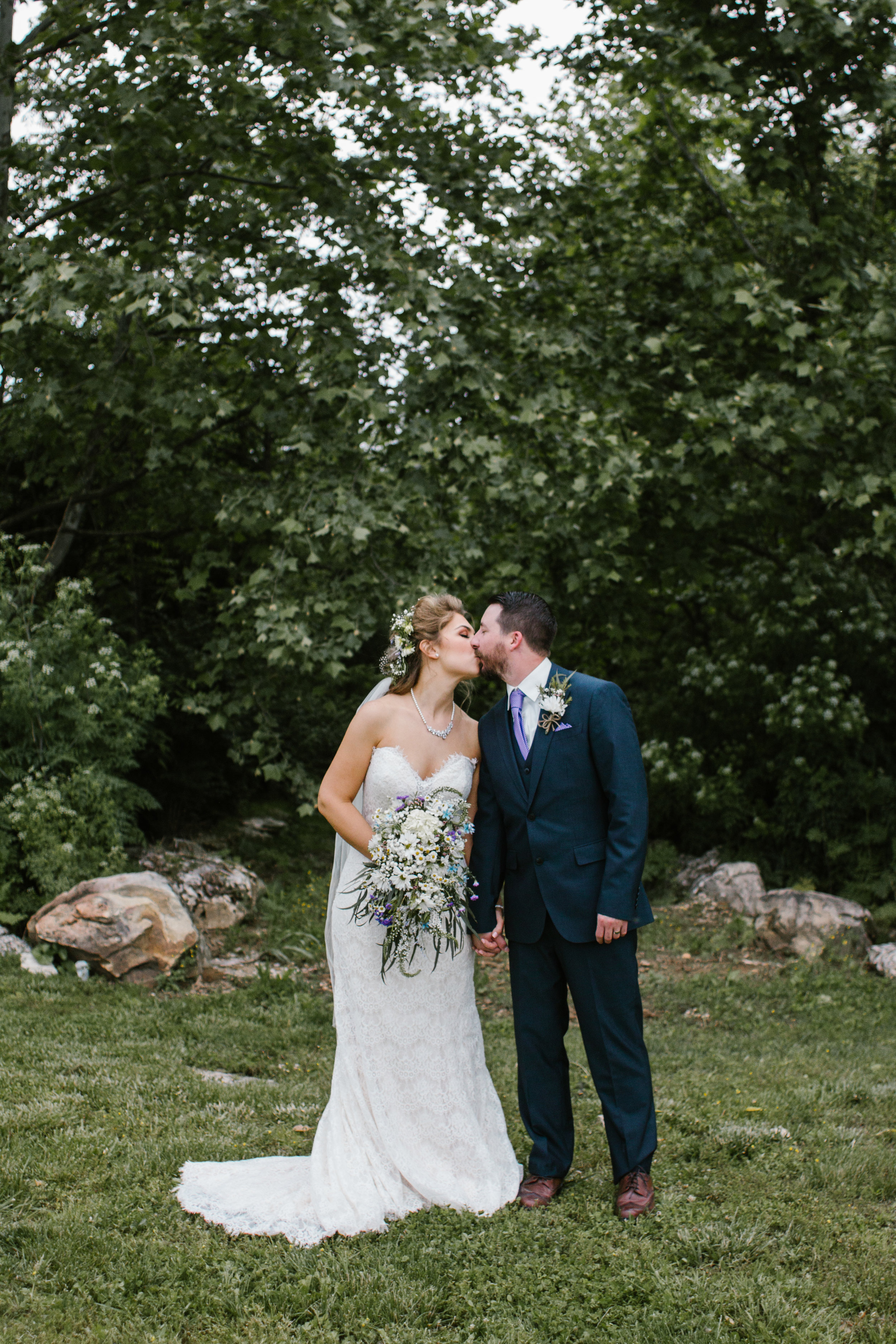 """Jason & I wanted to thank you from the bottom of our hearts for the phenomenal job you did on our wedding photos. They are so breathtakingly beautiful & we are so in love with them. You are so blessed to have such wonderful talent & creativity and to have the ability to create something that we will cherish the rest of our lives. We are so happy that we met you and that you were a part of such a special day for us.""  -Angie & Jason M."