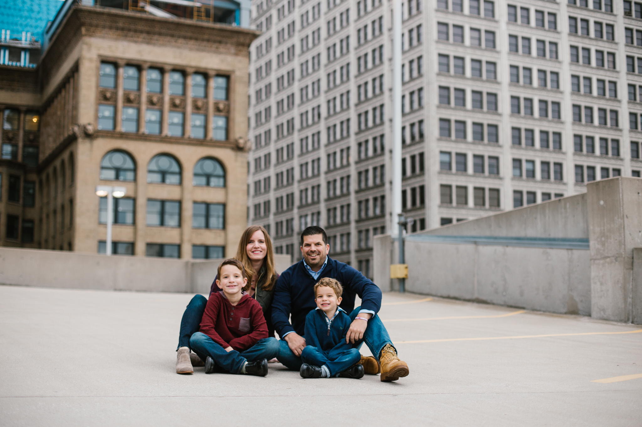 Abby has been doing our family portraits for several years now. She comes up with great locations to shoot and is very creative behind the lens. She is the sweetest with our two boys as well! I'm so thankful for her talent and ability to capture the spirit of our boys as they continue to grow. We'll be booking Abby for years to come!