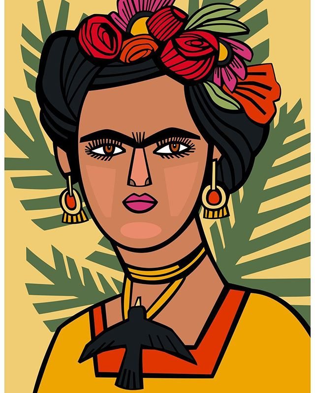 Frida for a client
