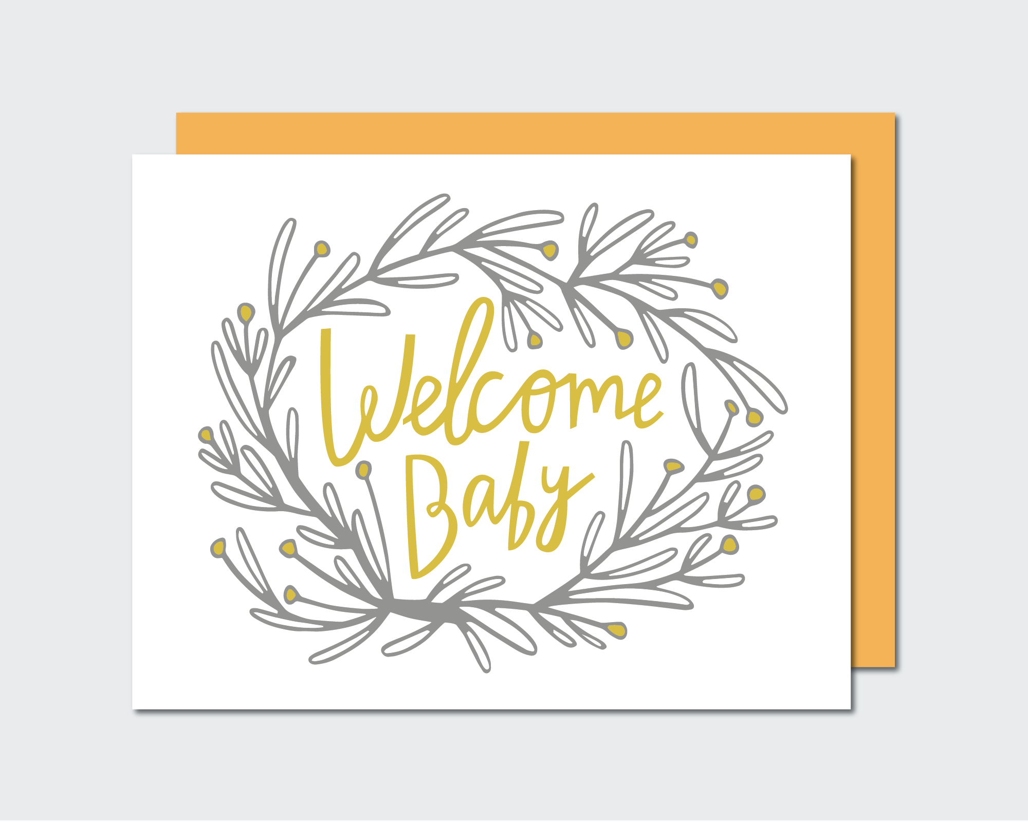 GCK001 (WELCOME BABY)