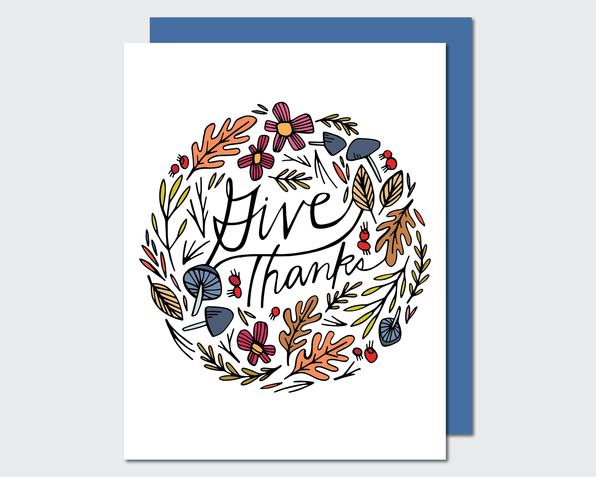 HCT001 (GIVE THANKS FOREST)