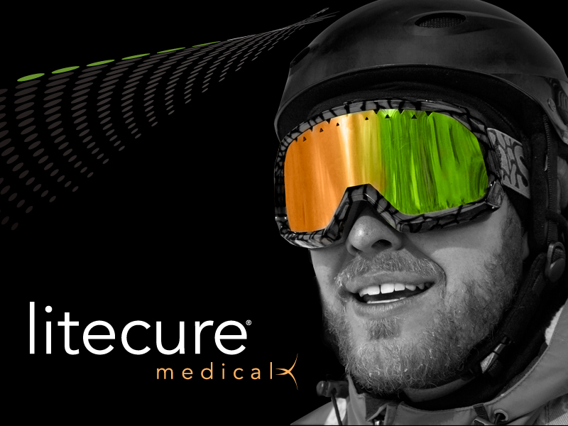 laser therapy for skiiers