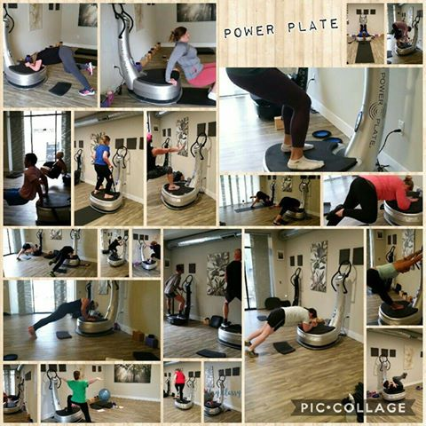 Personal Training on the Power Plate in Waunakee, WI
