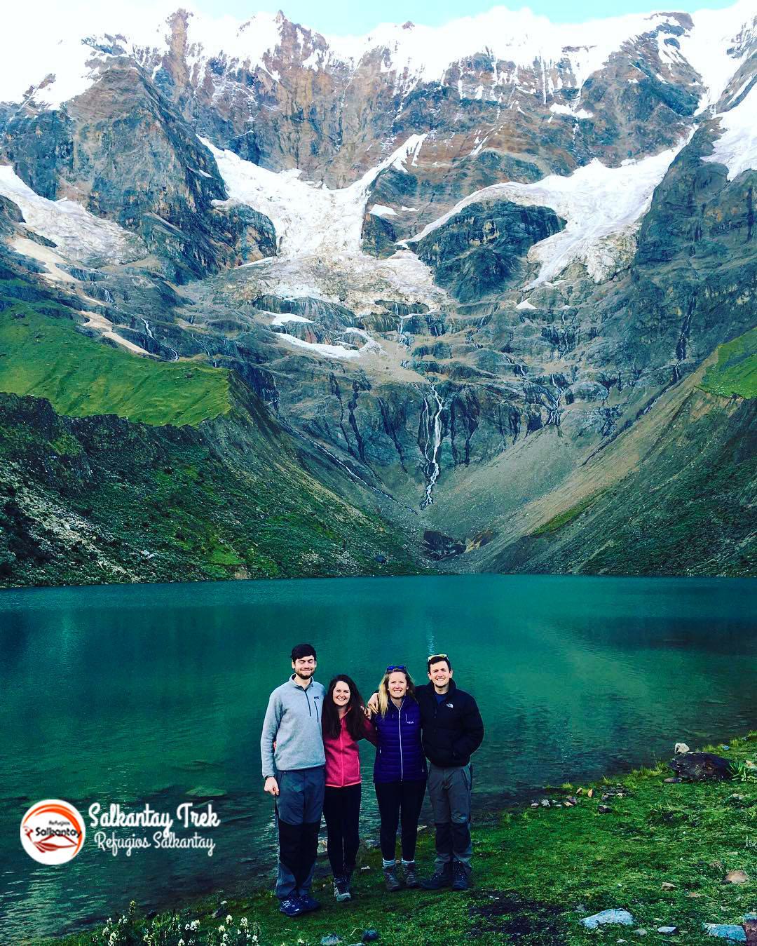 Salkantay Trek - Refugios Salkantay - Soray