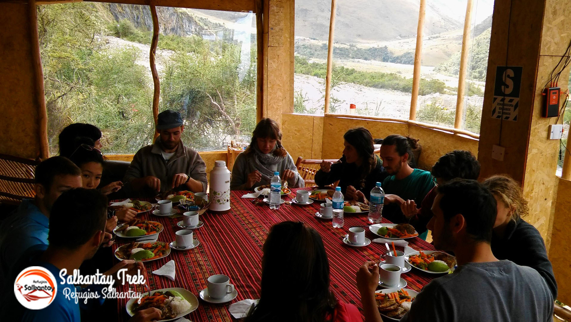Refugios Salkantay - Salkantay Trek Soray