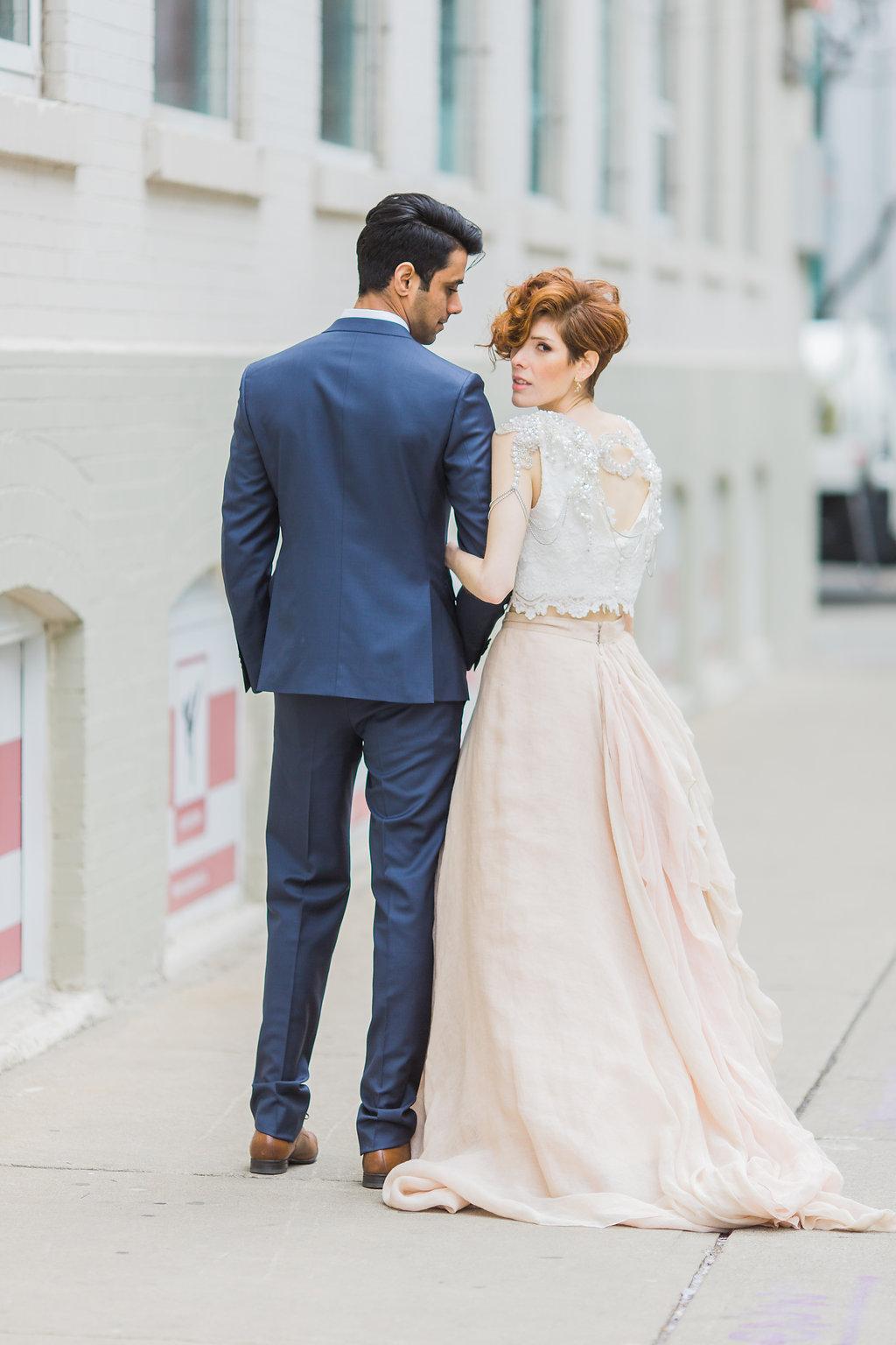 Phoebe Lo Events Toronto Wedding - Storys Building Urban Loft Paper Inspired Wedding 005.jpg