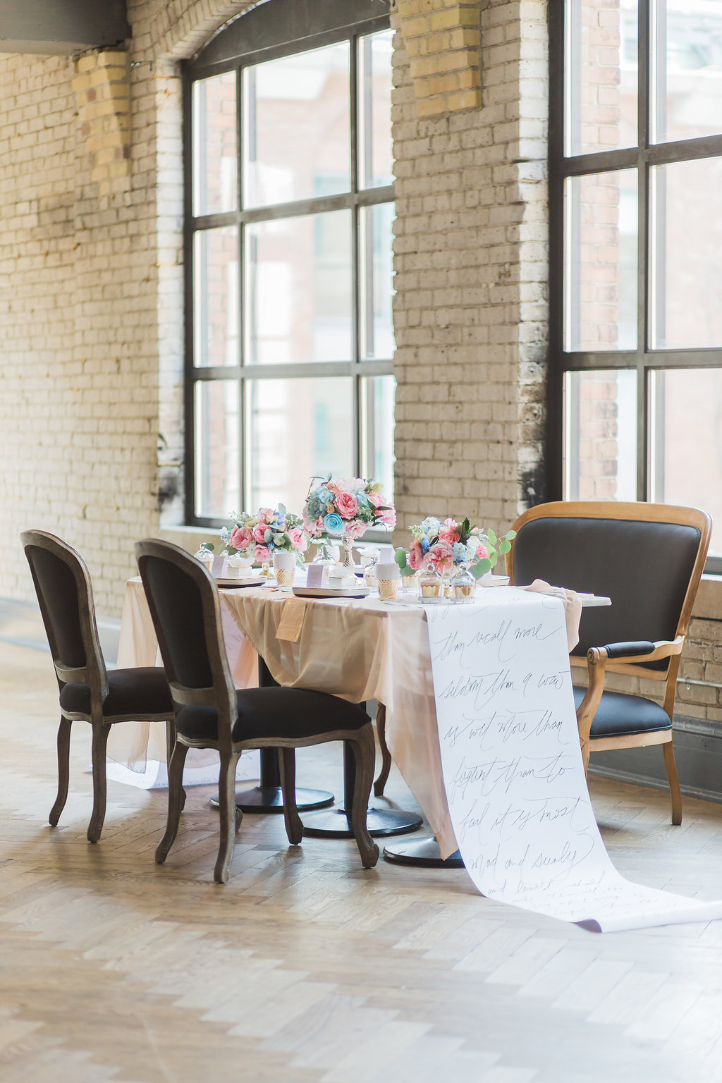 Phoebe Lo Events Toronto Wedding - Storys Building Urban Loft Paper Inspired Wedding 018.jpg