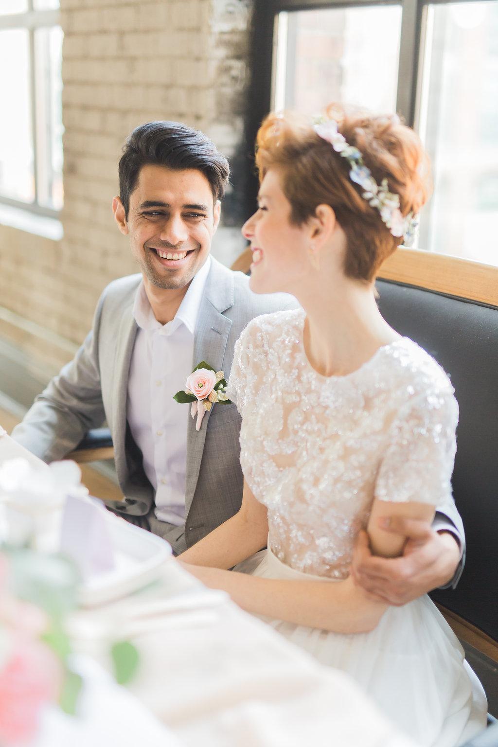 Phoebe Lo Events Toronto Wedding - Storys Building Urban Loft Paper Inspired Wedding 025.jpg